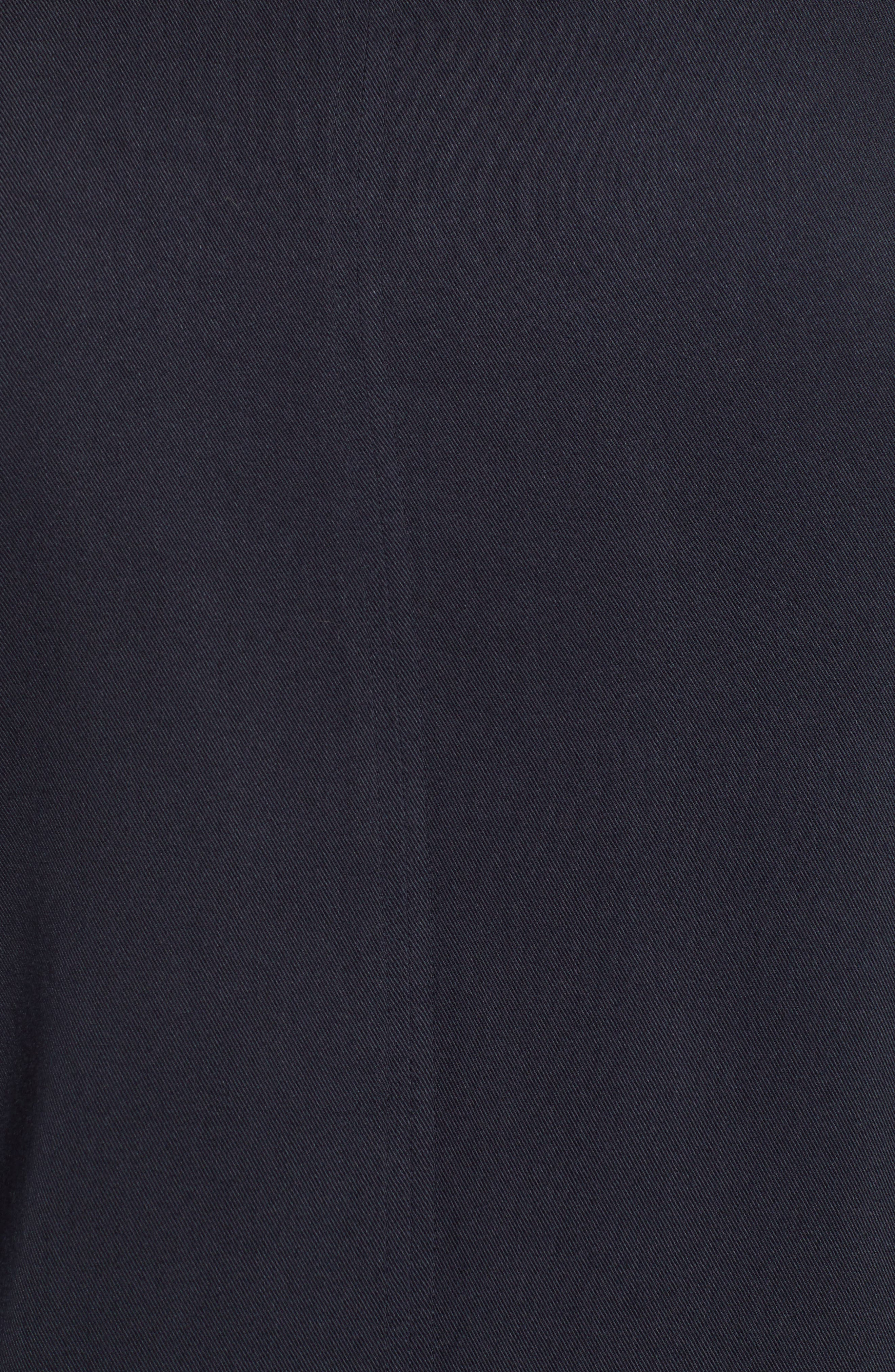 Lightweight Woven Jacket,                             Alternate thumbnail 7, color,                             CARBON