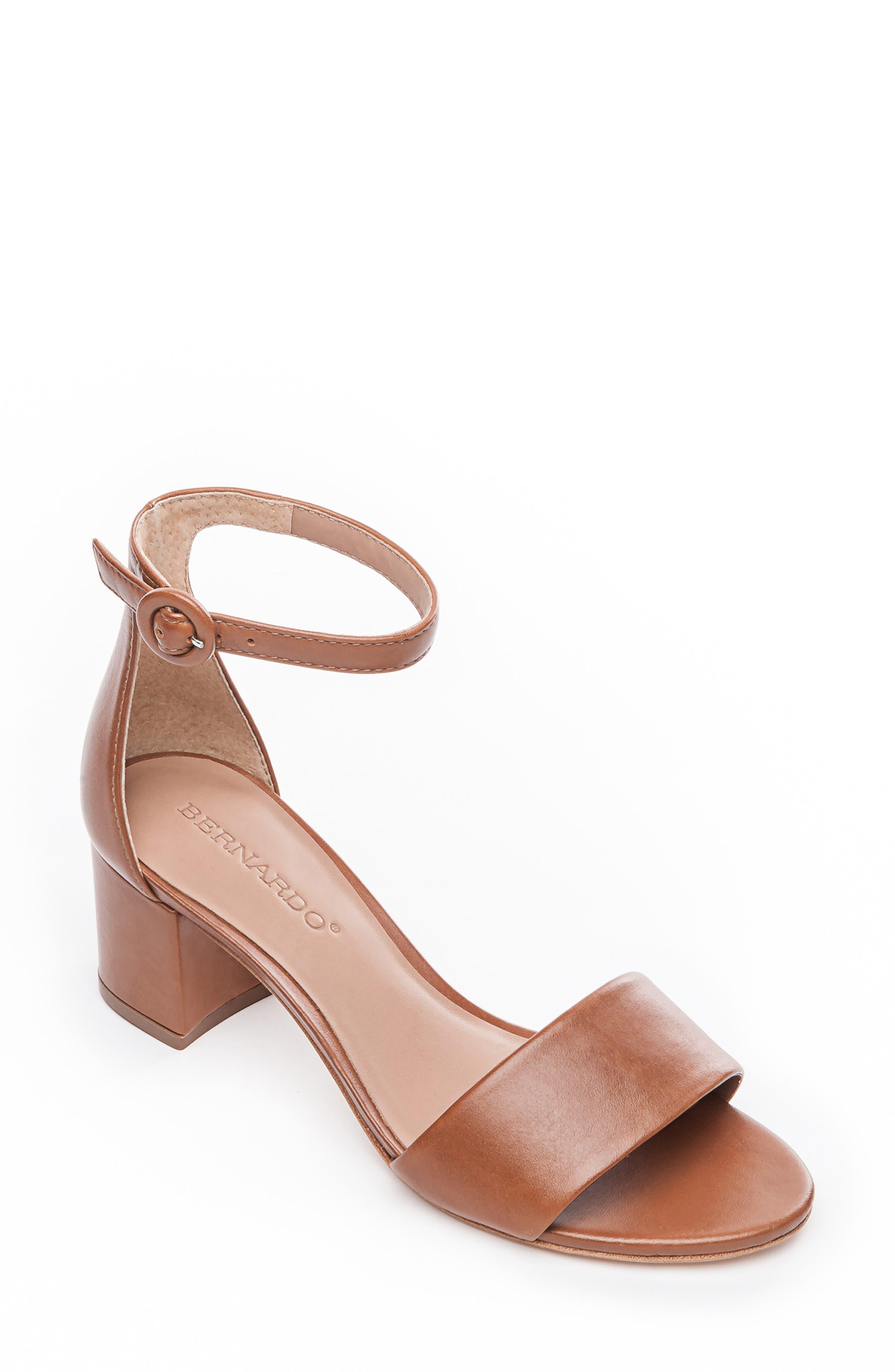 2c589247511 Bernardo Belinda Ankle Strap Sandal