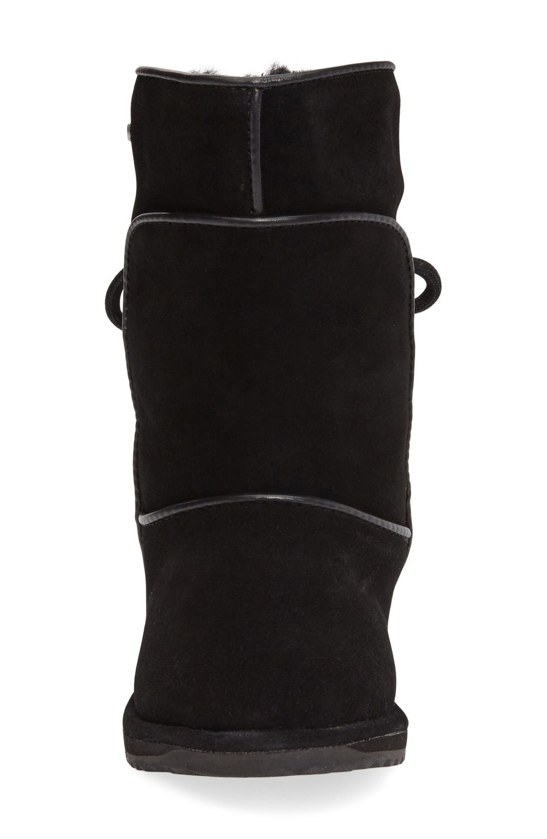 Islay Waterproof Boot,                             Alternate thumbnail 3, color,                             001
