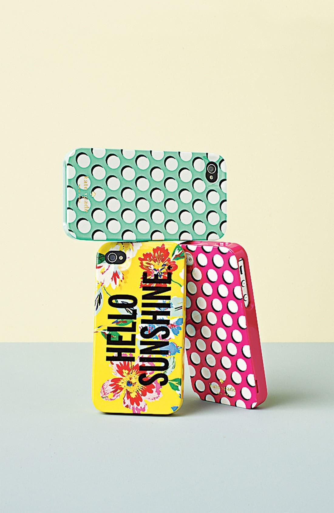 'hello sunshine' iPhone 5 & 5S case,                             Alternate thumbnail 2, color,                             763