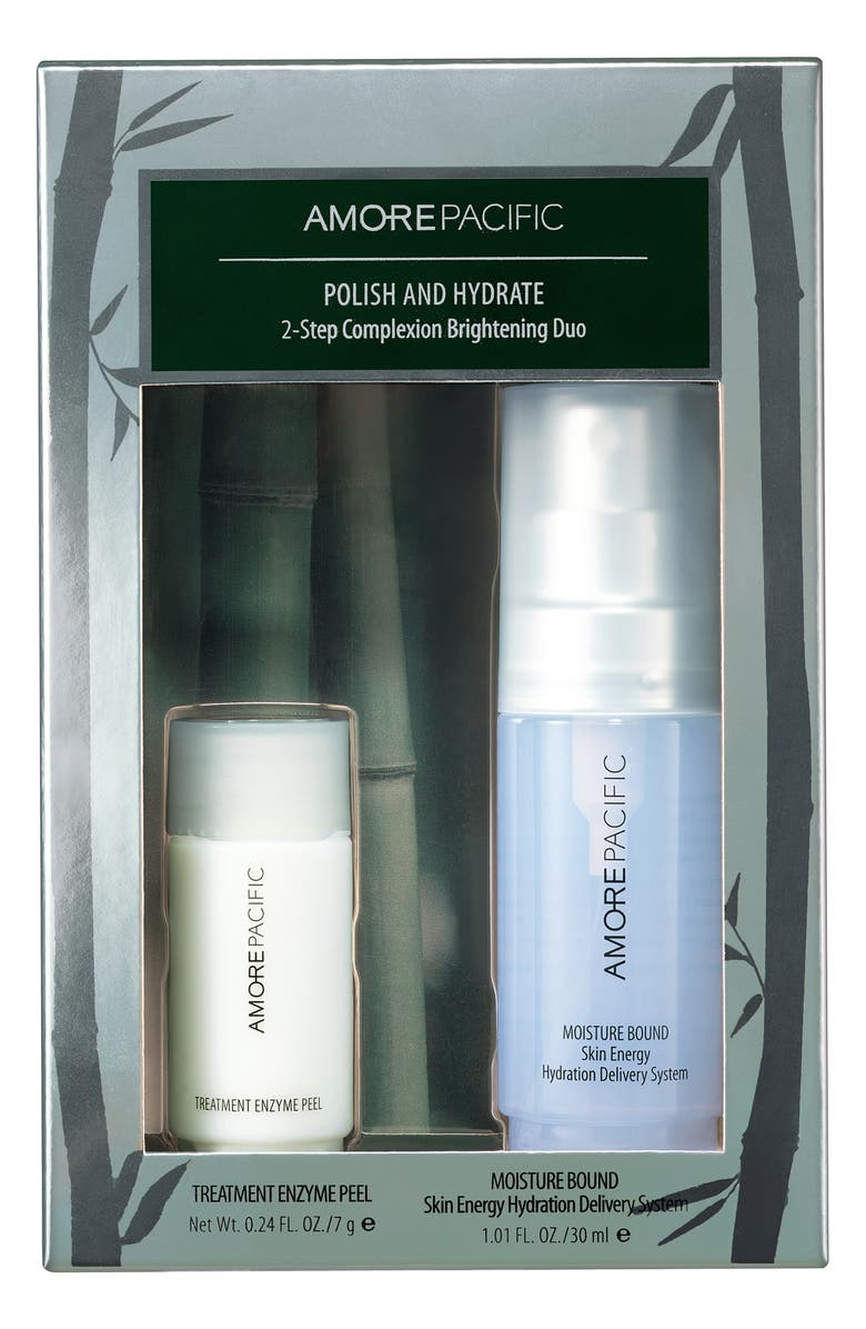 Amorepacific POLISH AND HYDRATE DUO
