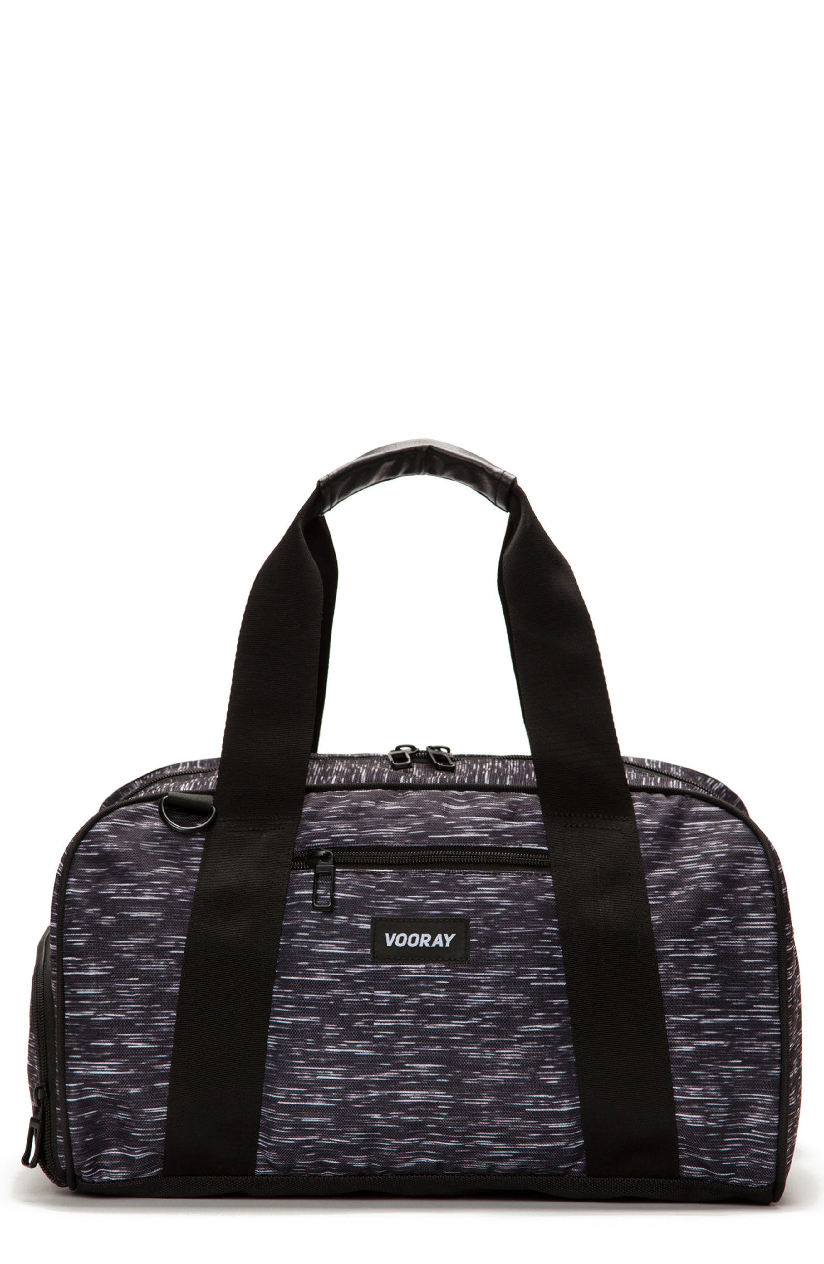 Burner Gym Bag,                         Main,                         color, ATHLETIC BLACK