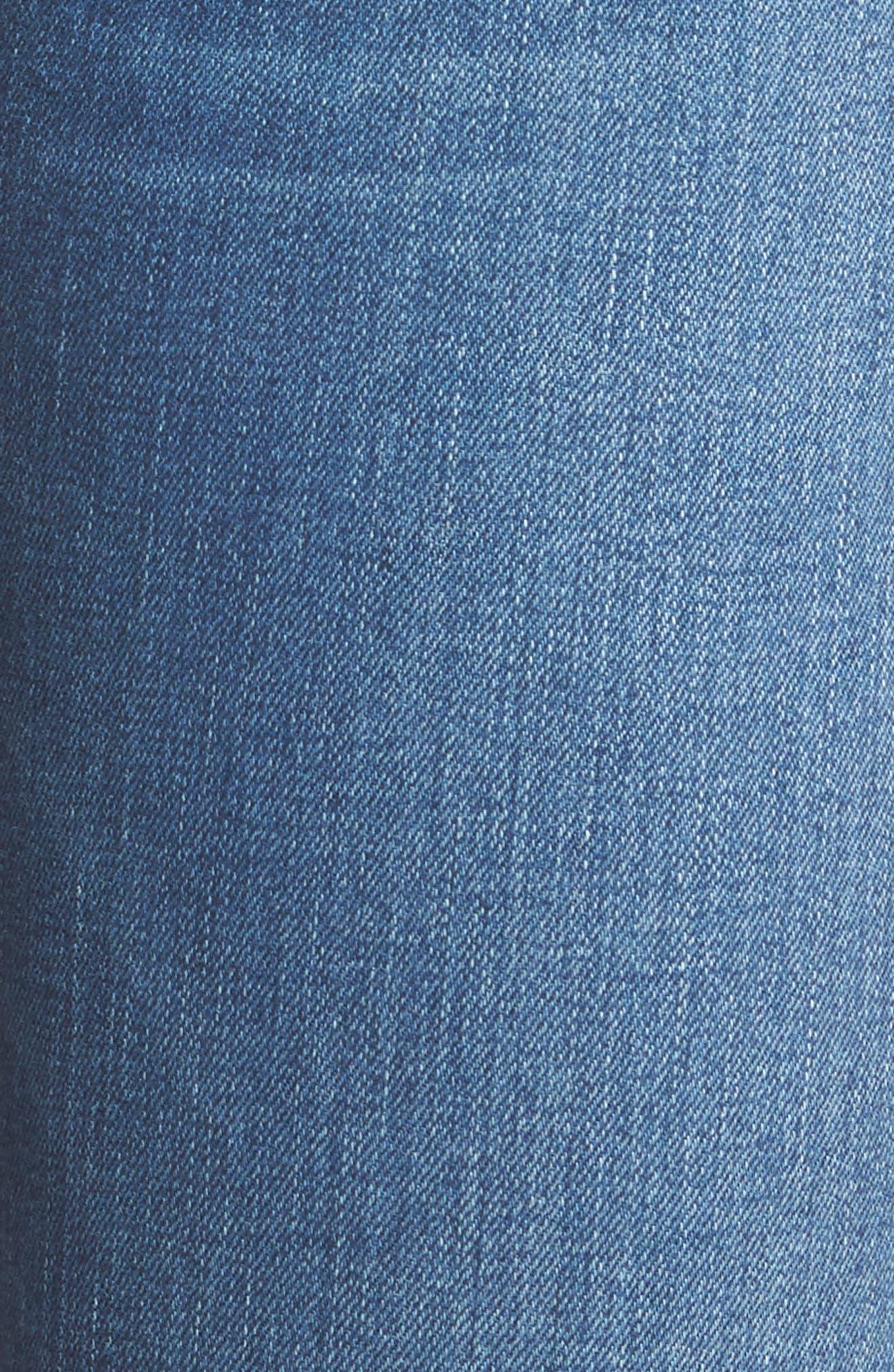 Tilda Cigarette Leg Jeans,                             Alternate thumbnail 5, color,