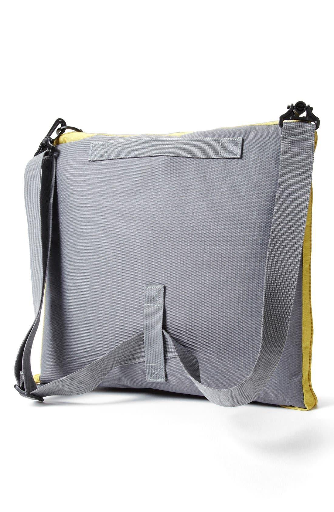 'Central Park' Outdoor Blanket & Cooler Bag,                             Alternate thumbnail 3, color,                             020