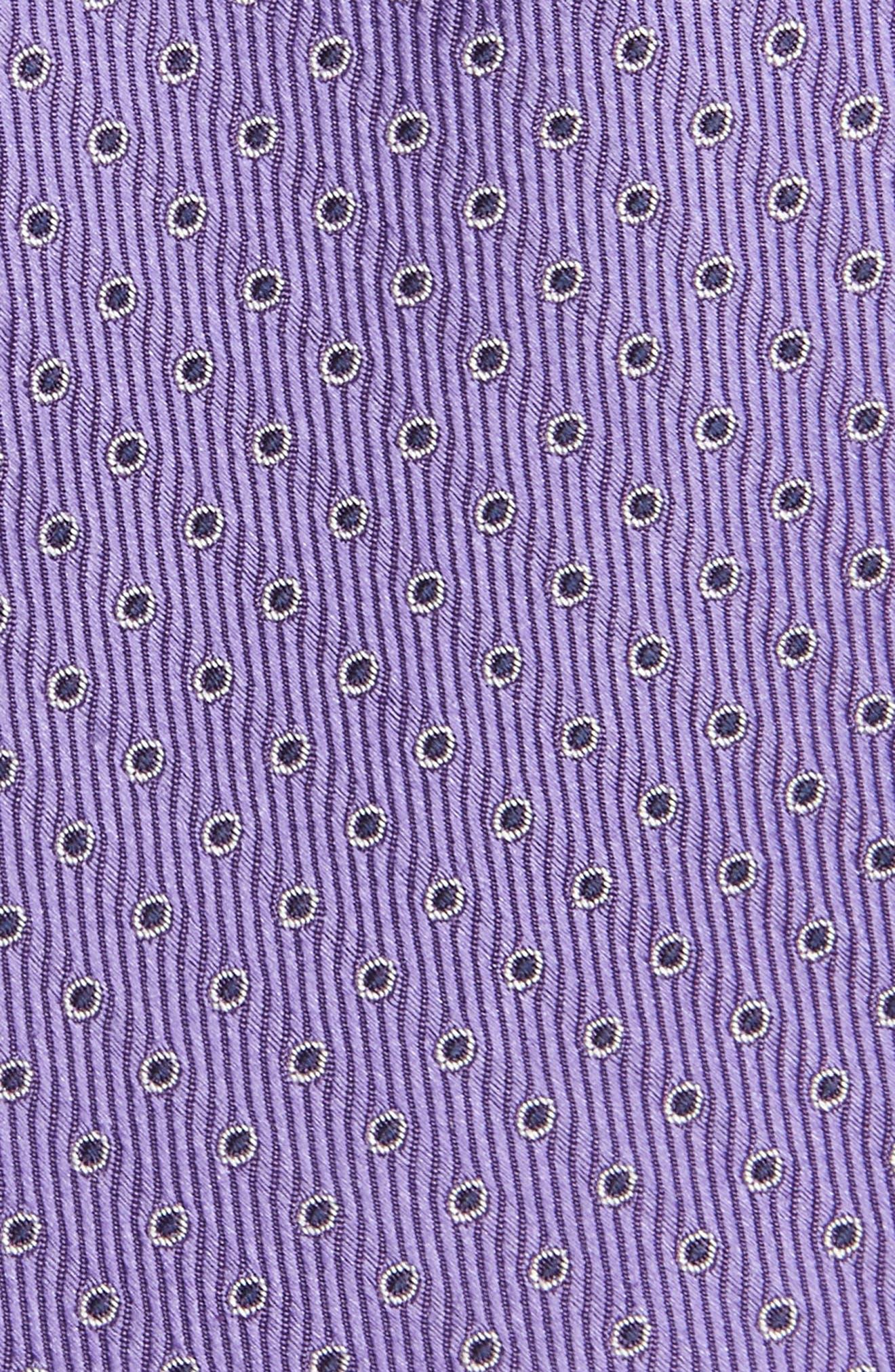 Newport Dot Silk Tie,                             Alternate thumbnail 14, color,