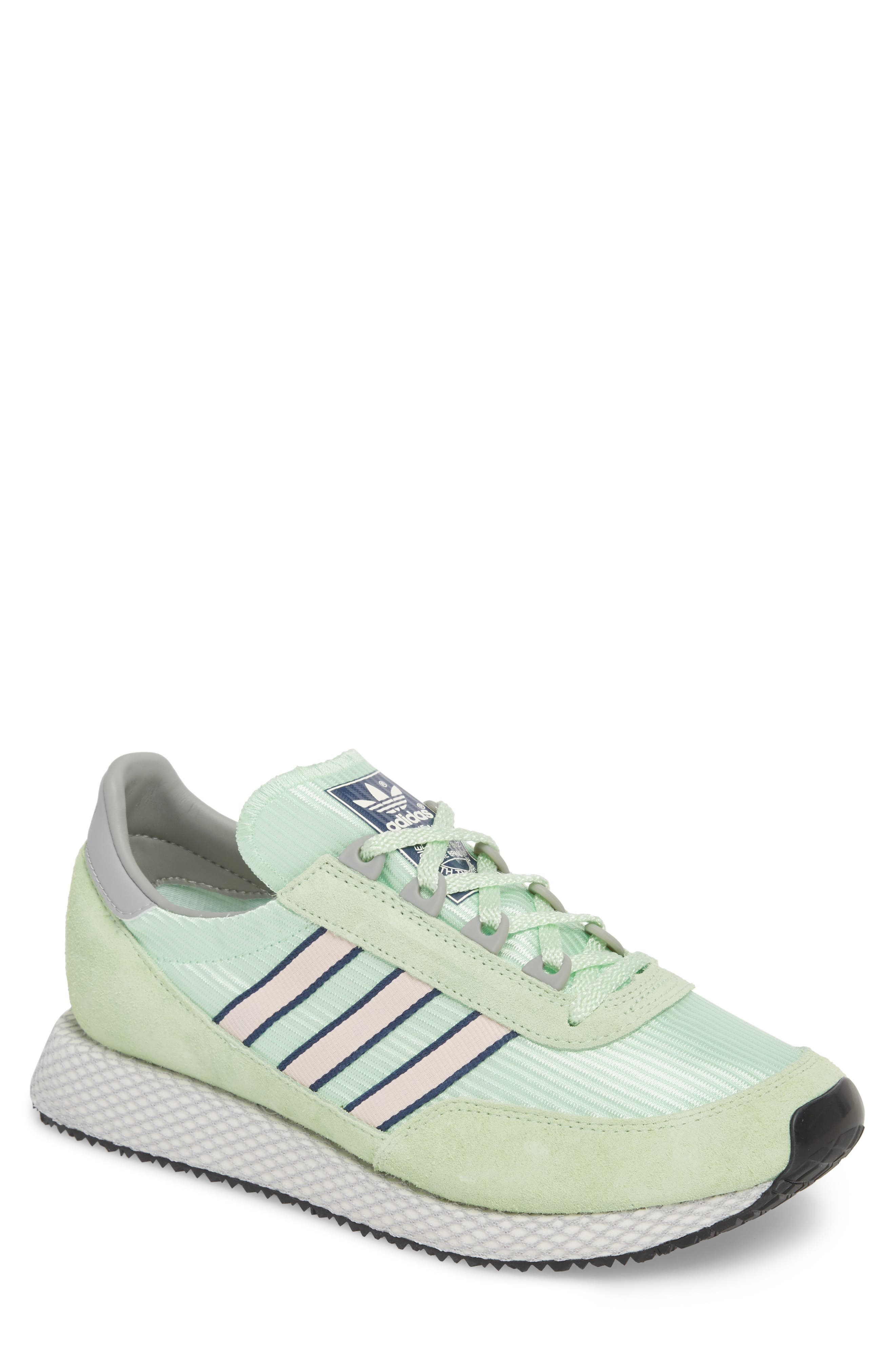 Glenbuck SPZL Sneaker,                         Main,                         color, GREEN