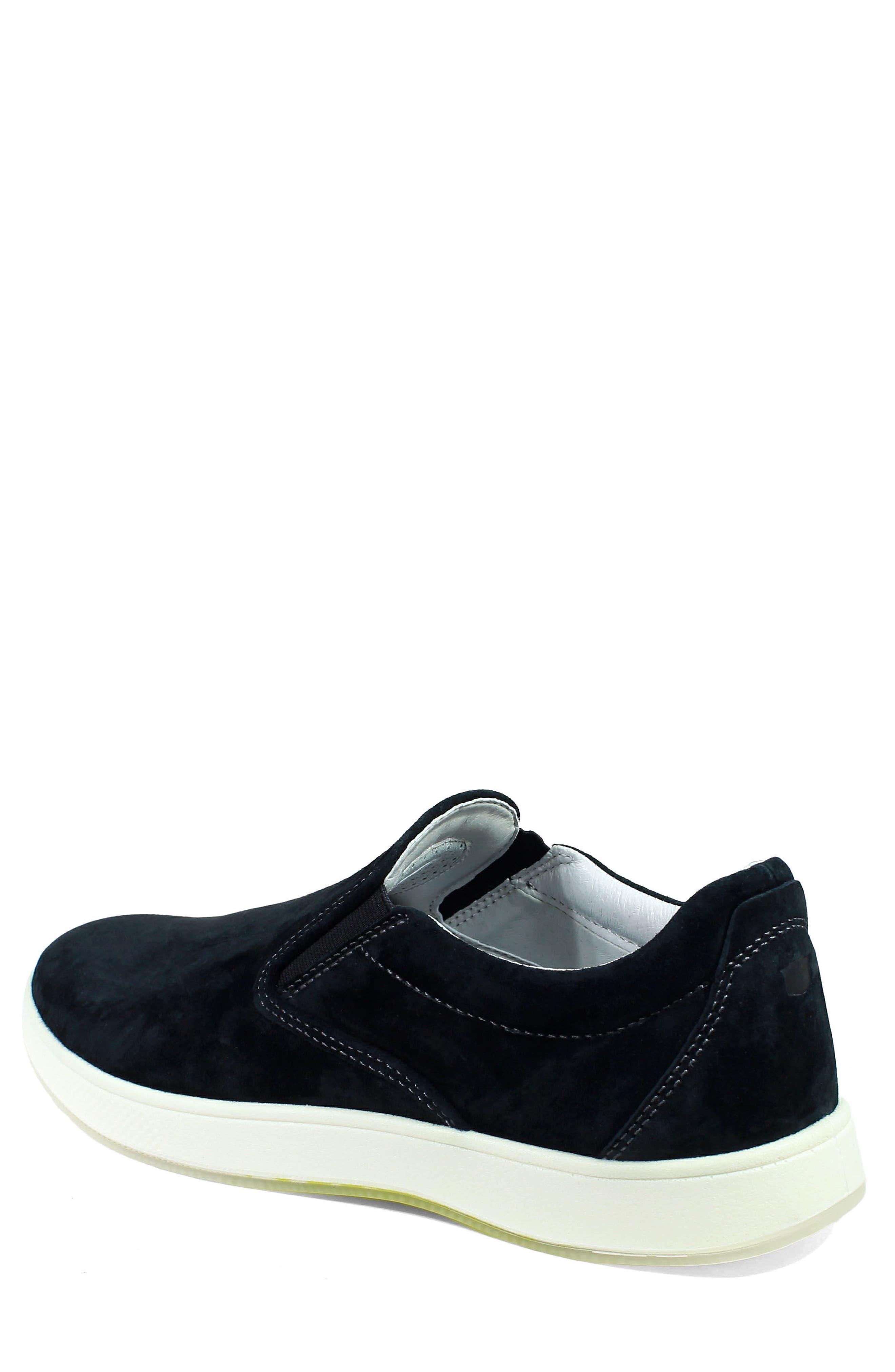 FLORSHEIM,                             Edge Slip-On Sneaker,                             Alternate thumbnail 2, color,                             001