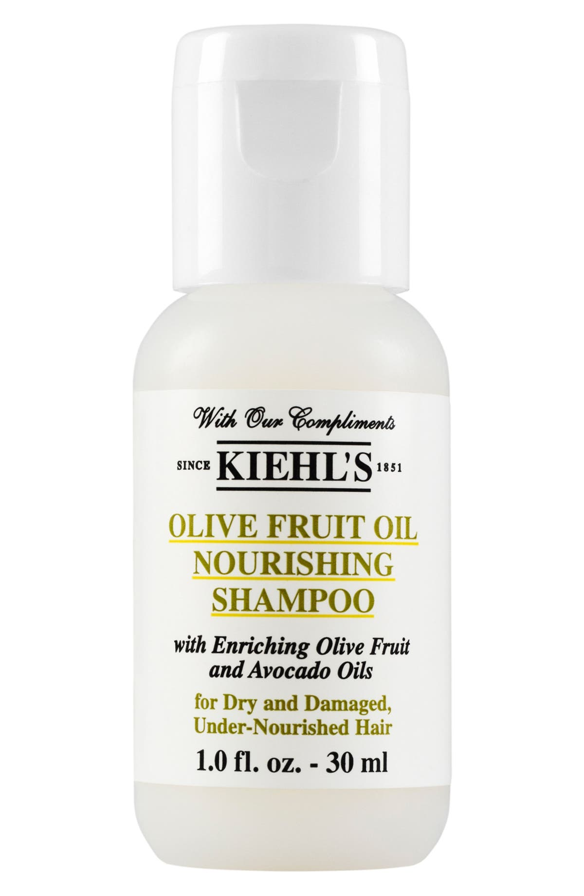 Kiehls Since 1851 Olive Fruit Oil Nourishing Shampoo Nordstrom Beauty Barn Baby All Over
