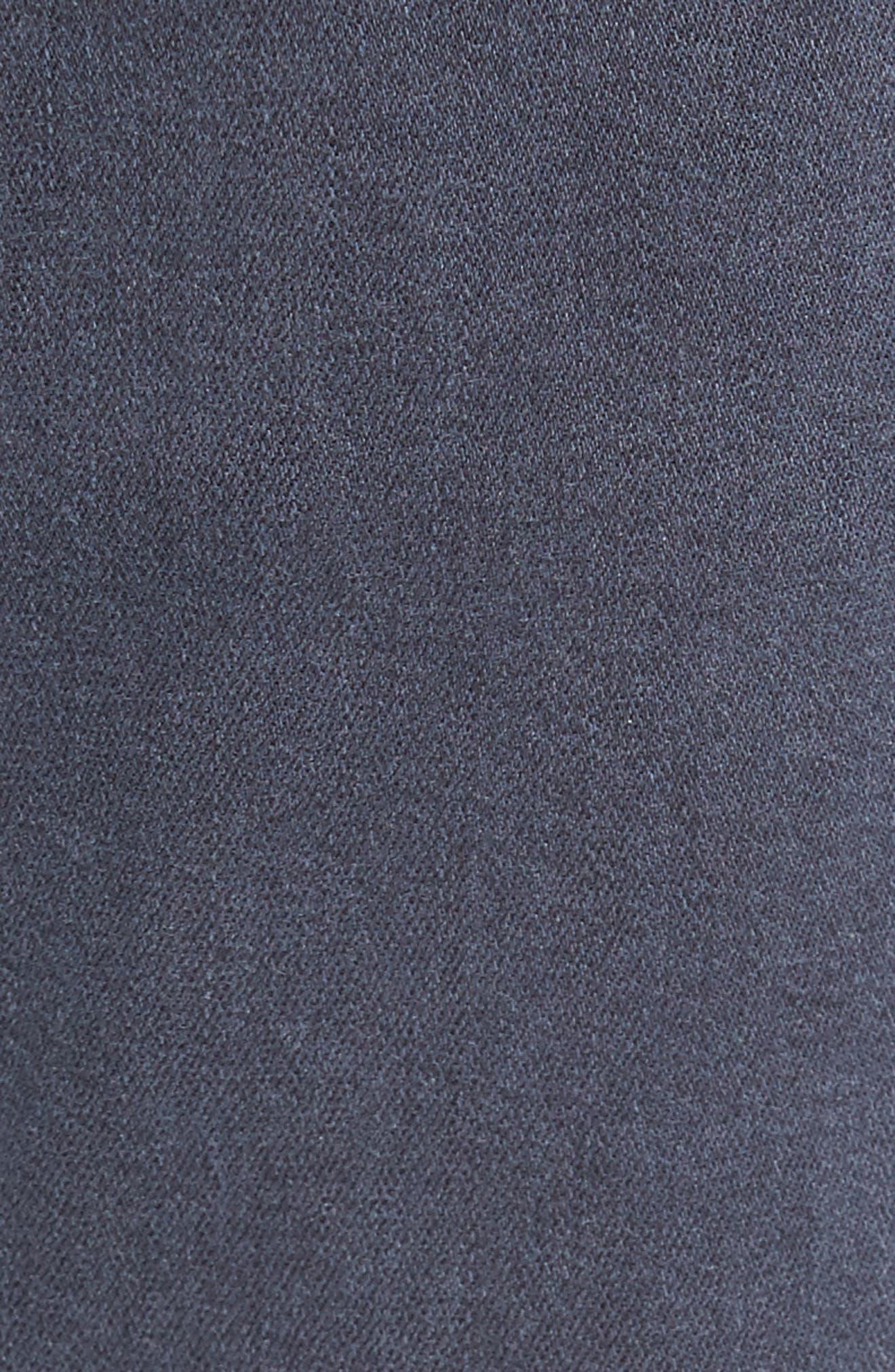 Transcend - Federal Slim Straight Leg Jeans,                             Alternate thumbnail 2, color,                             VINTAGE NAVY