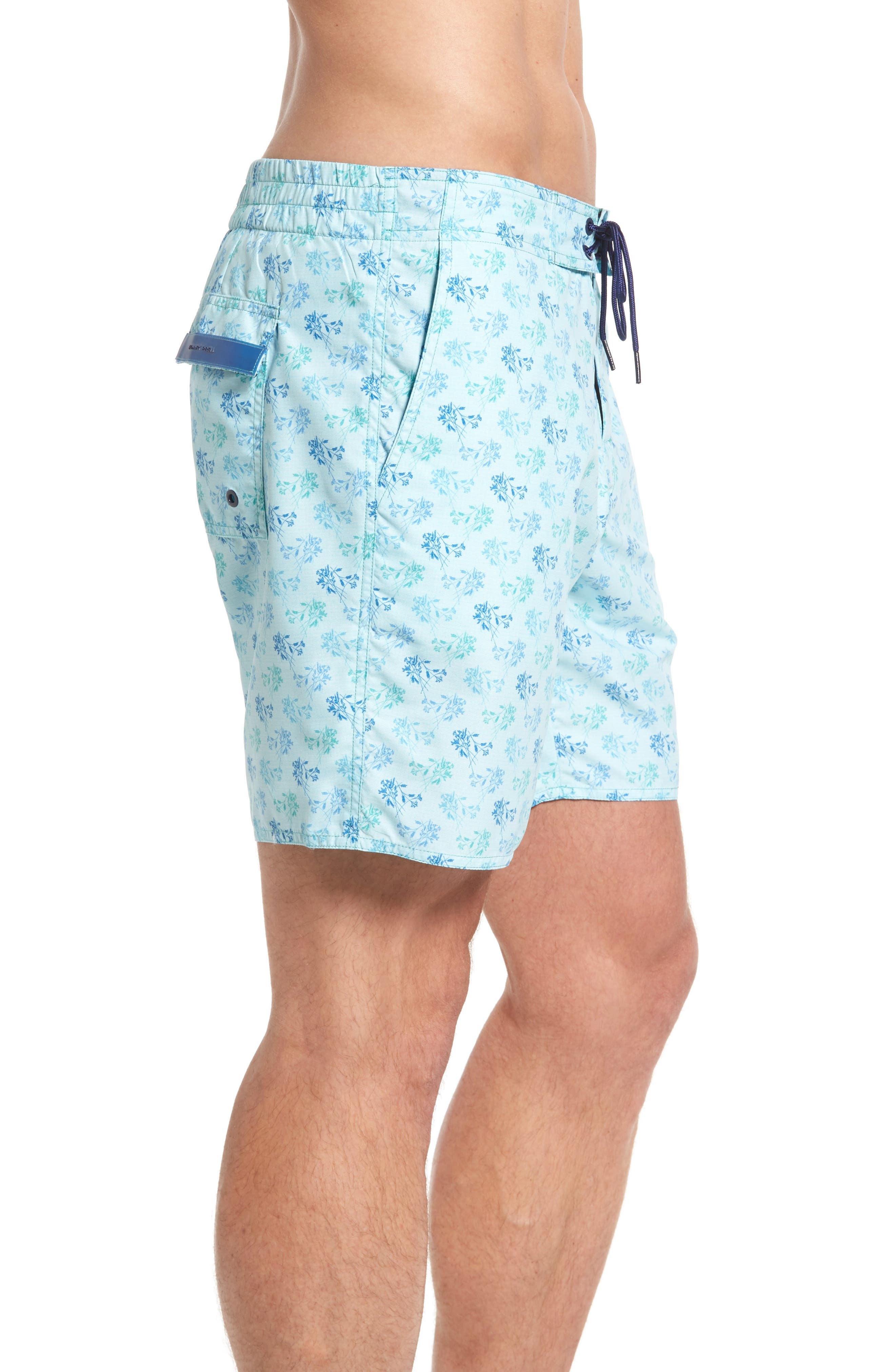 Corkwood Board Shorts,                             Alternate thumbnail 3, color,                             450