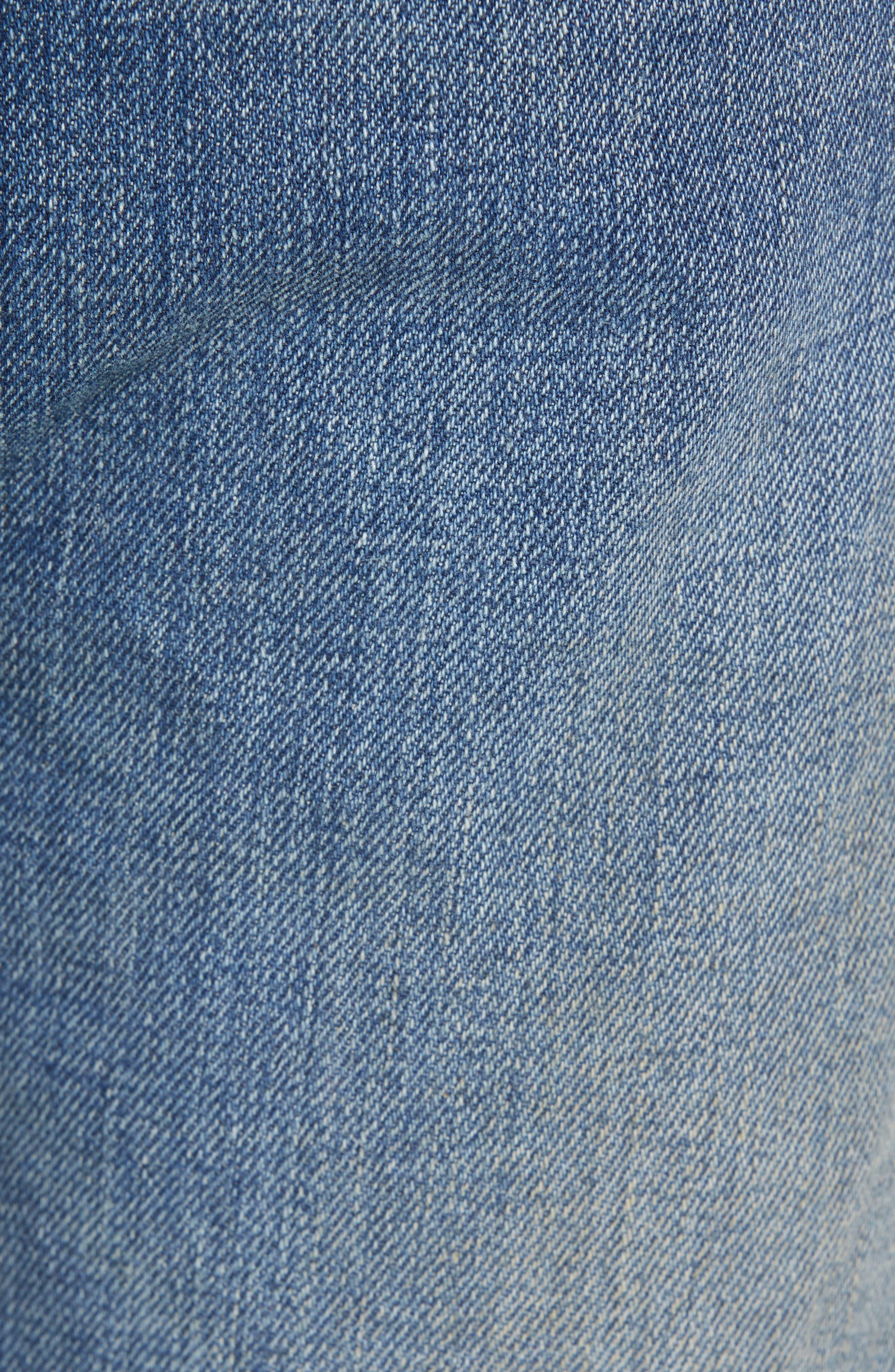 1969 606<sup>™</sup> Slim Fit Jeans,                             Alternate thumbnail 5, color,                             401