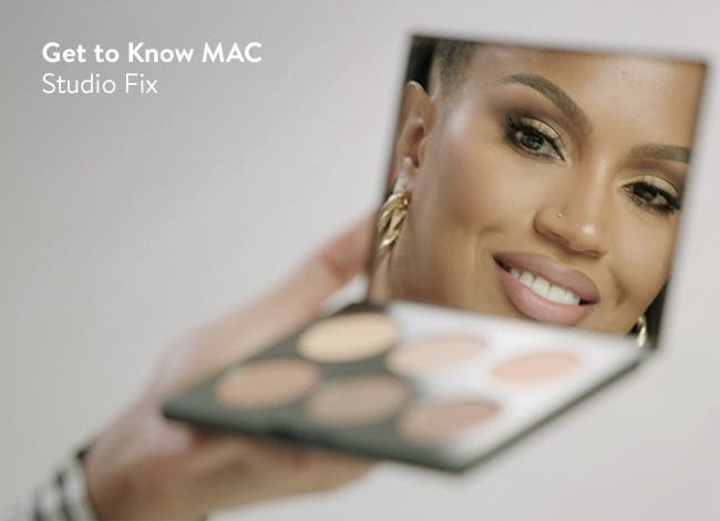 Get to know MAC Studio Fix.