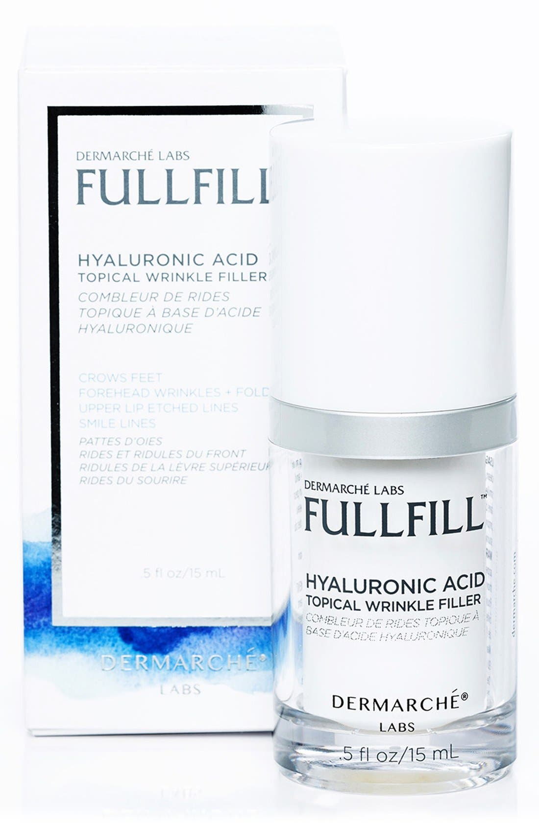 Dermarché<sup>®</sup> Labs'FullFill' Hyaluronic Acid Topical Wrinkle Filler,                             Alternate thumbnail 2, color,                             NO COLOR