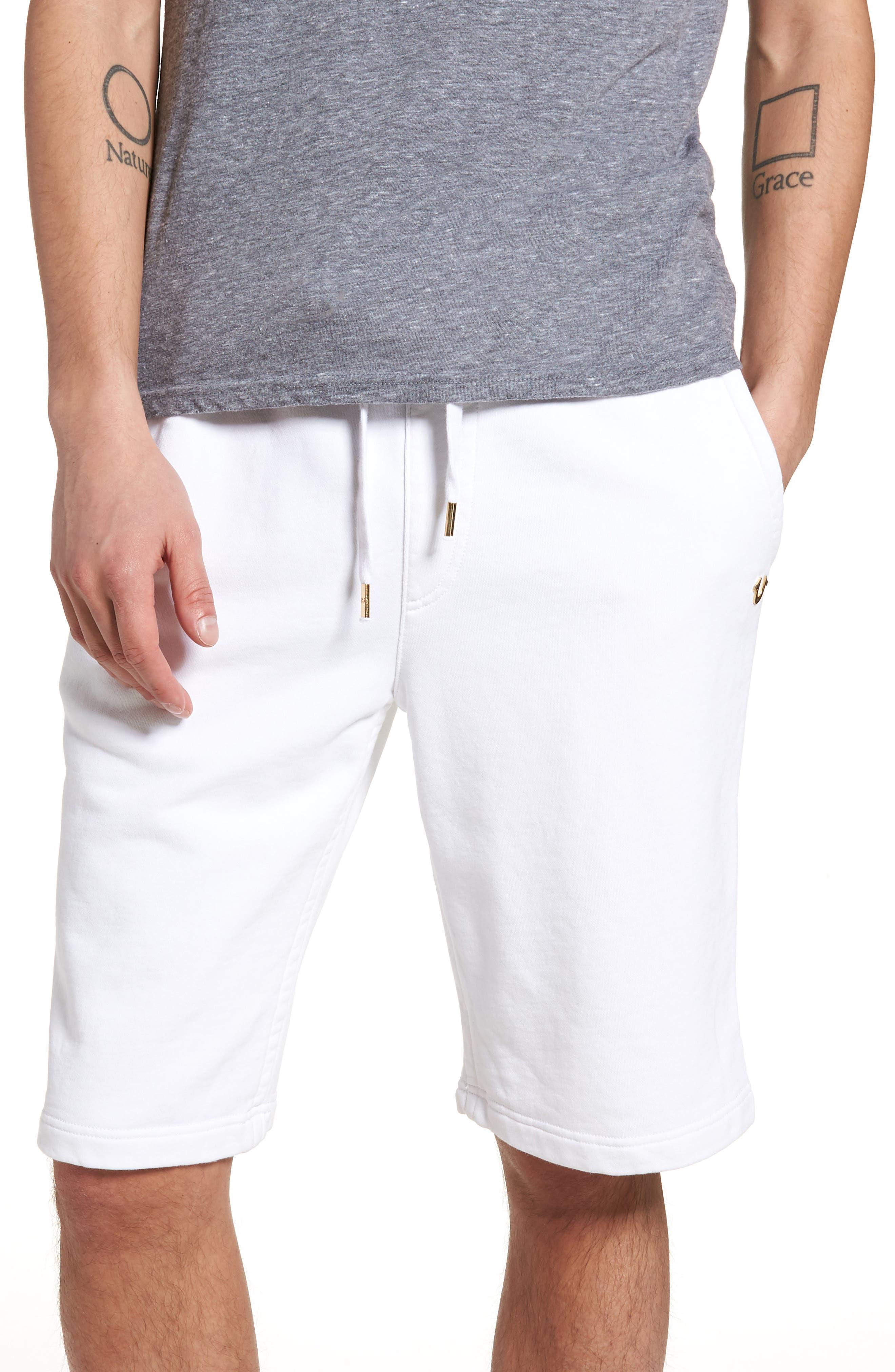 Core Shorts,                             Main thumbnail 1, color,                             SOFT WHITE