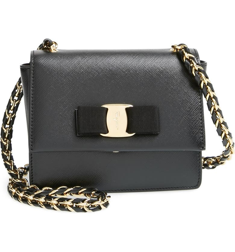 15075e3dd559 Salvatore Ferragamo  Ginny - Mini  Crossbody Bag