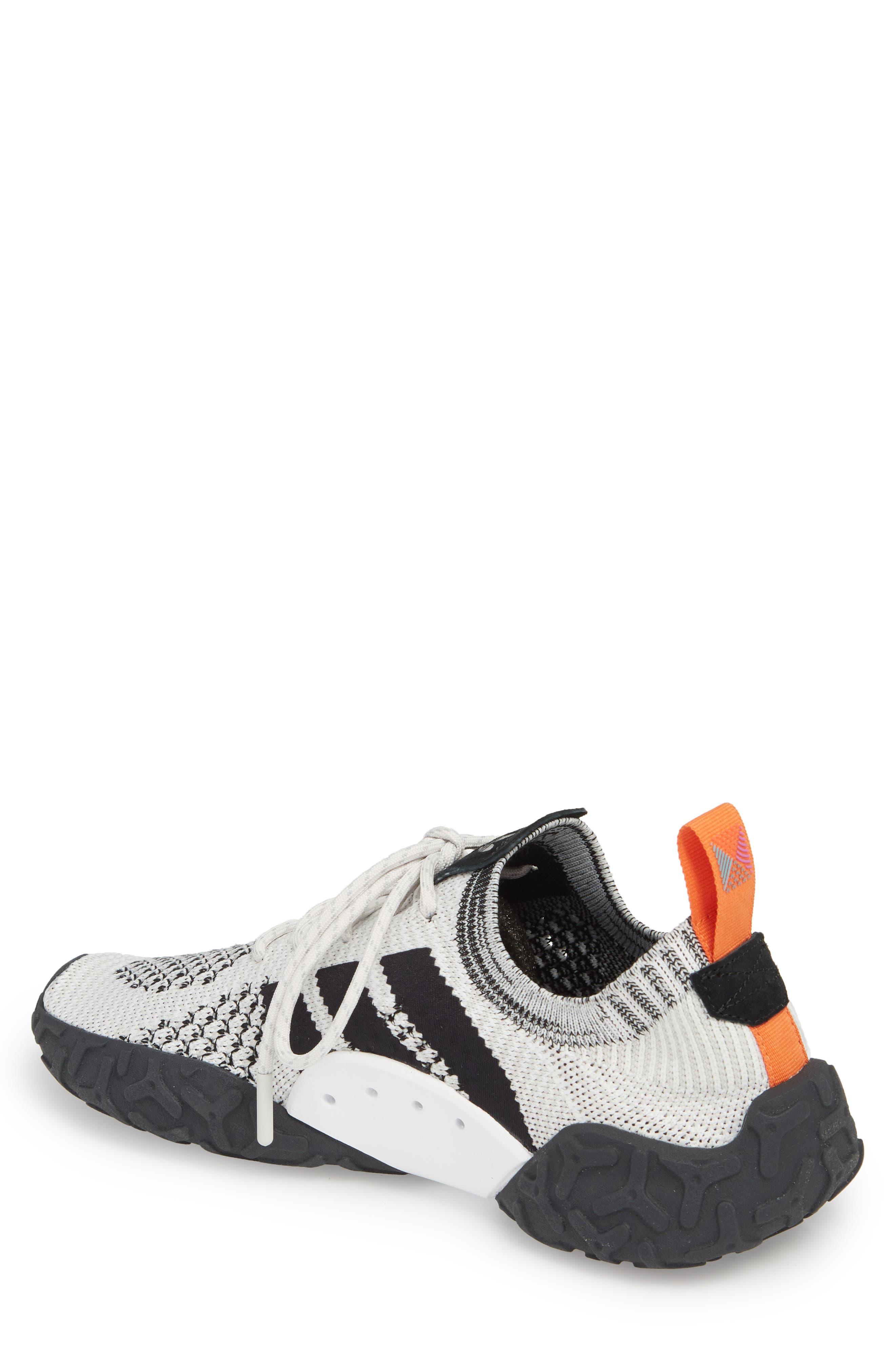 ADIDAS,                             F22 Primeknit Sneaker,                             Alternate thumbnail 2, color,                             005