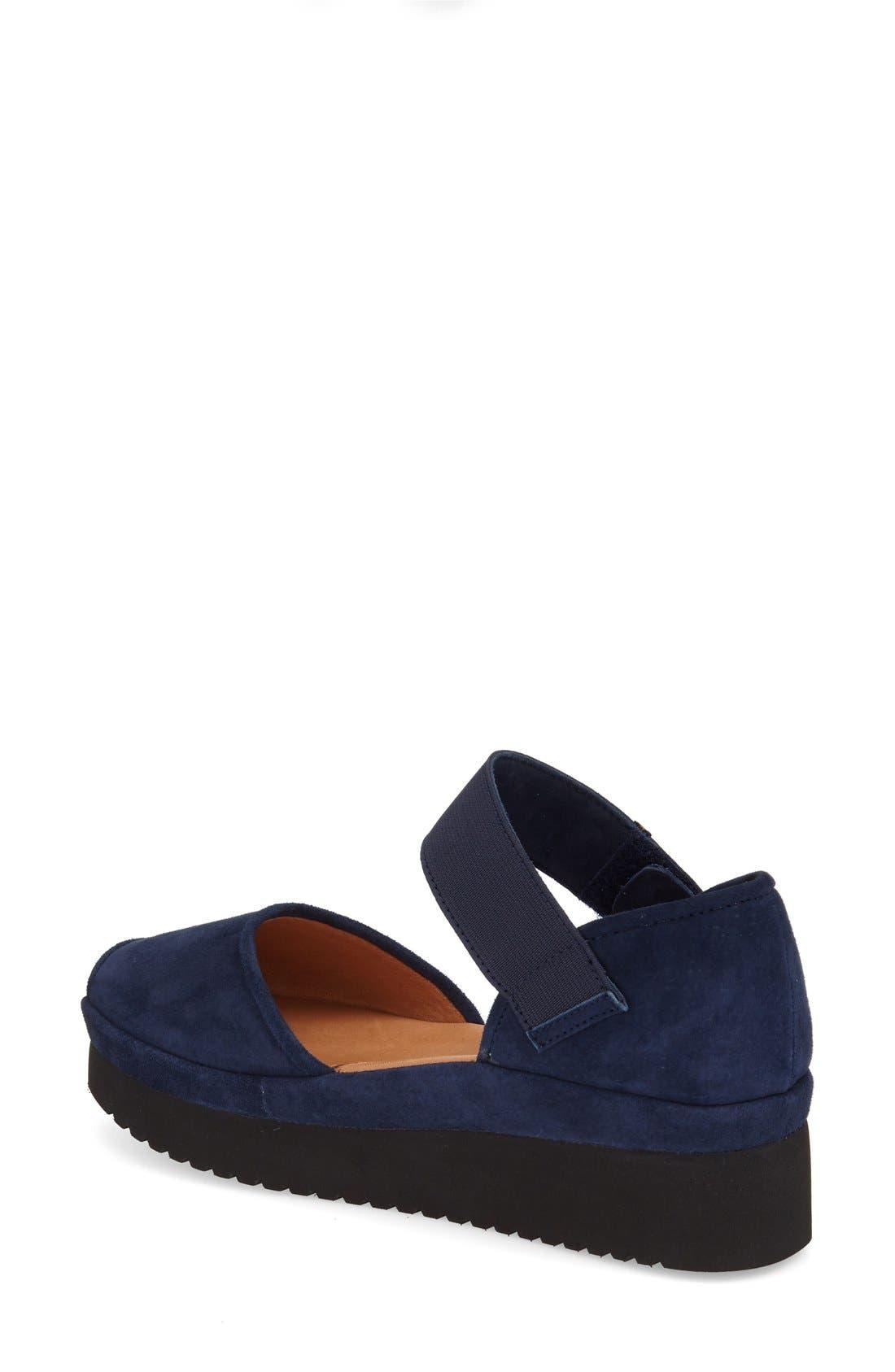 'Amadour' Platform Sandal,                             Alternate thumbnail 23, color,