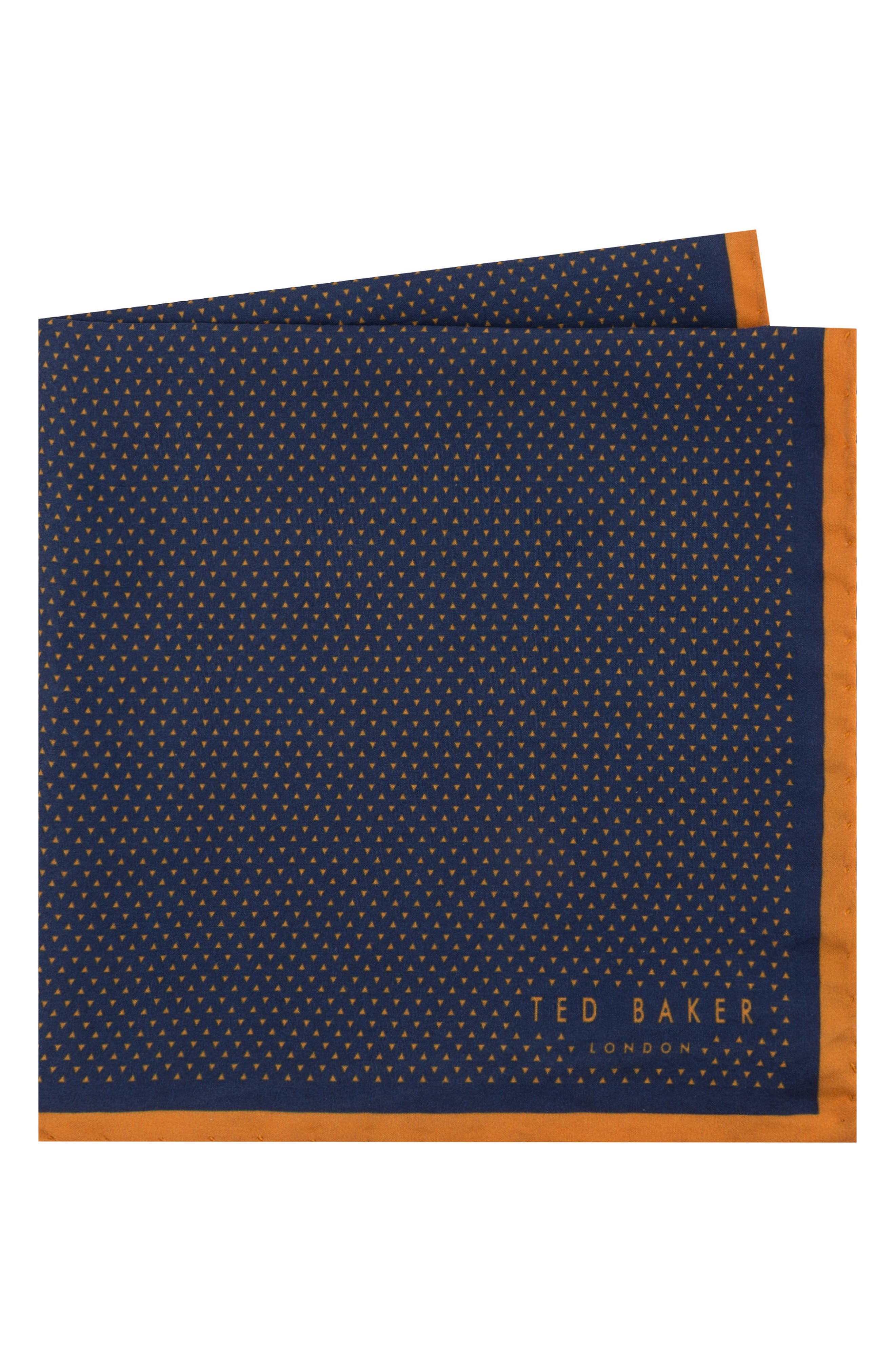 Triangle Pocket Square,                             Main thumbnail 5, color,
