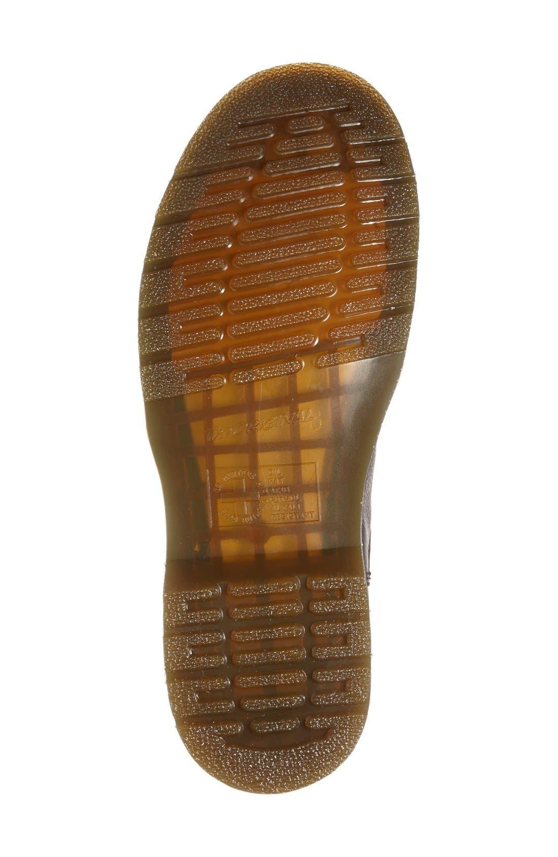 DR. MARTENS,                             '2976' Chelsea Boot,                             Alternate thumbnail 2, color,                             BLACK LEATHER