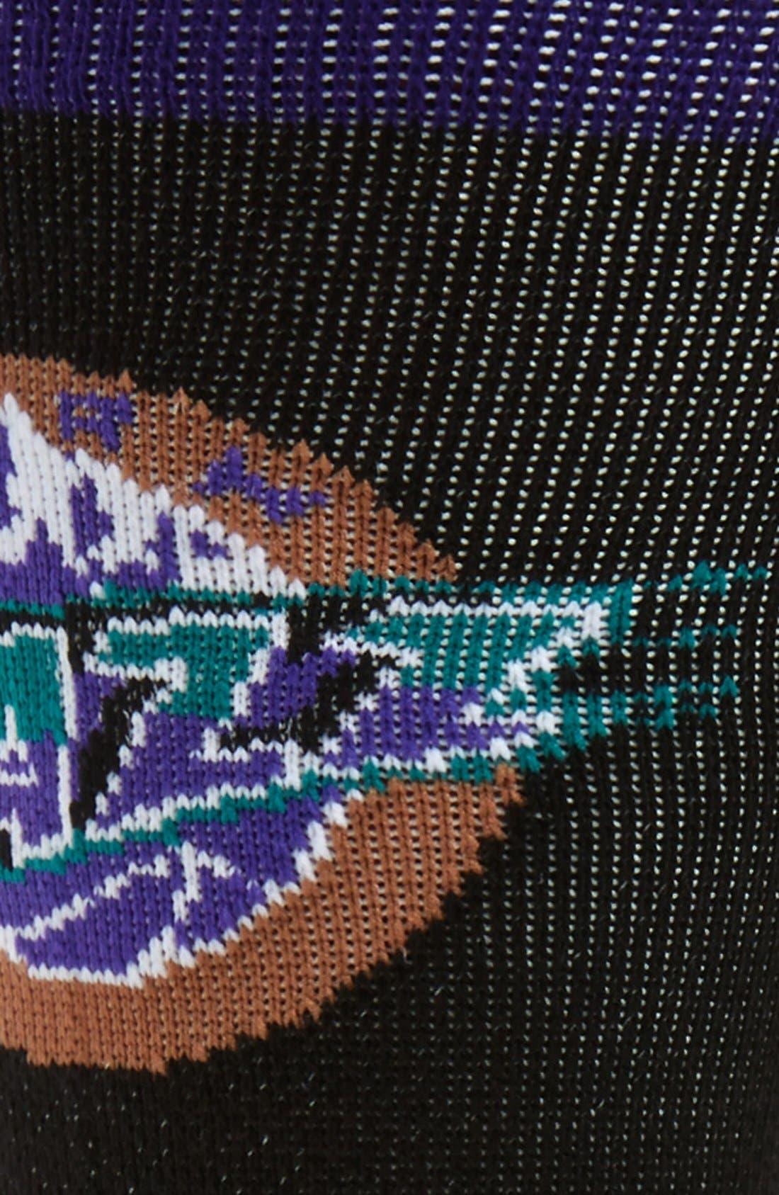 'Utah Jazz - NBA Legends' Socks,                             Alternate thumbnail 2, color,                             001