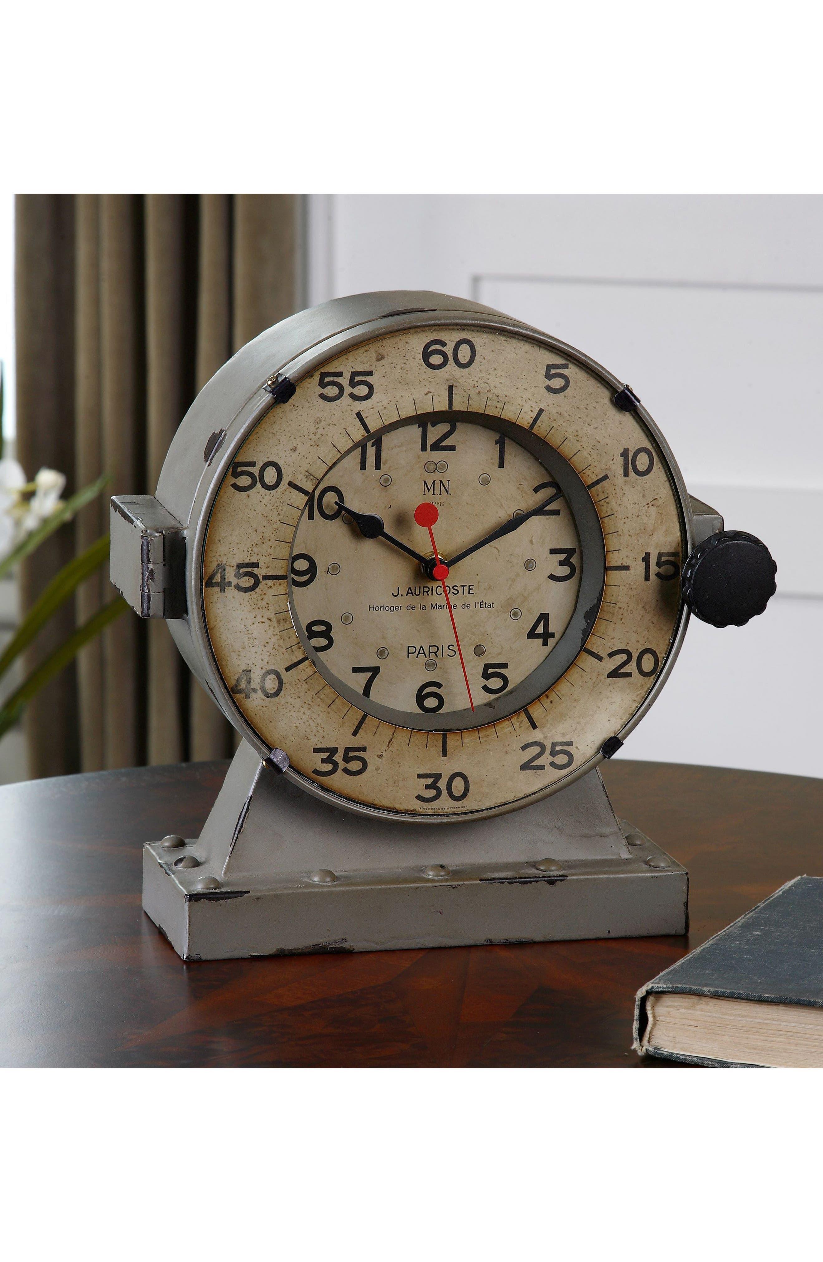 Marine Clock,                             Alternate thumbnail 2, color,