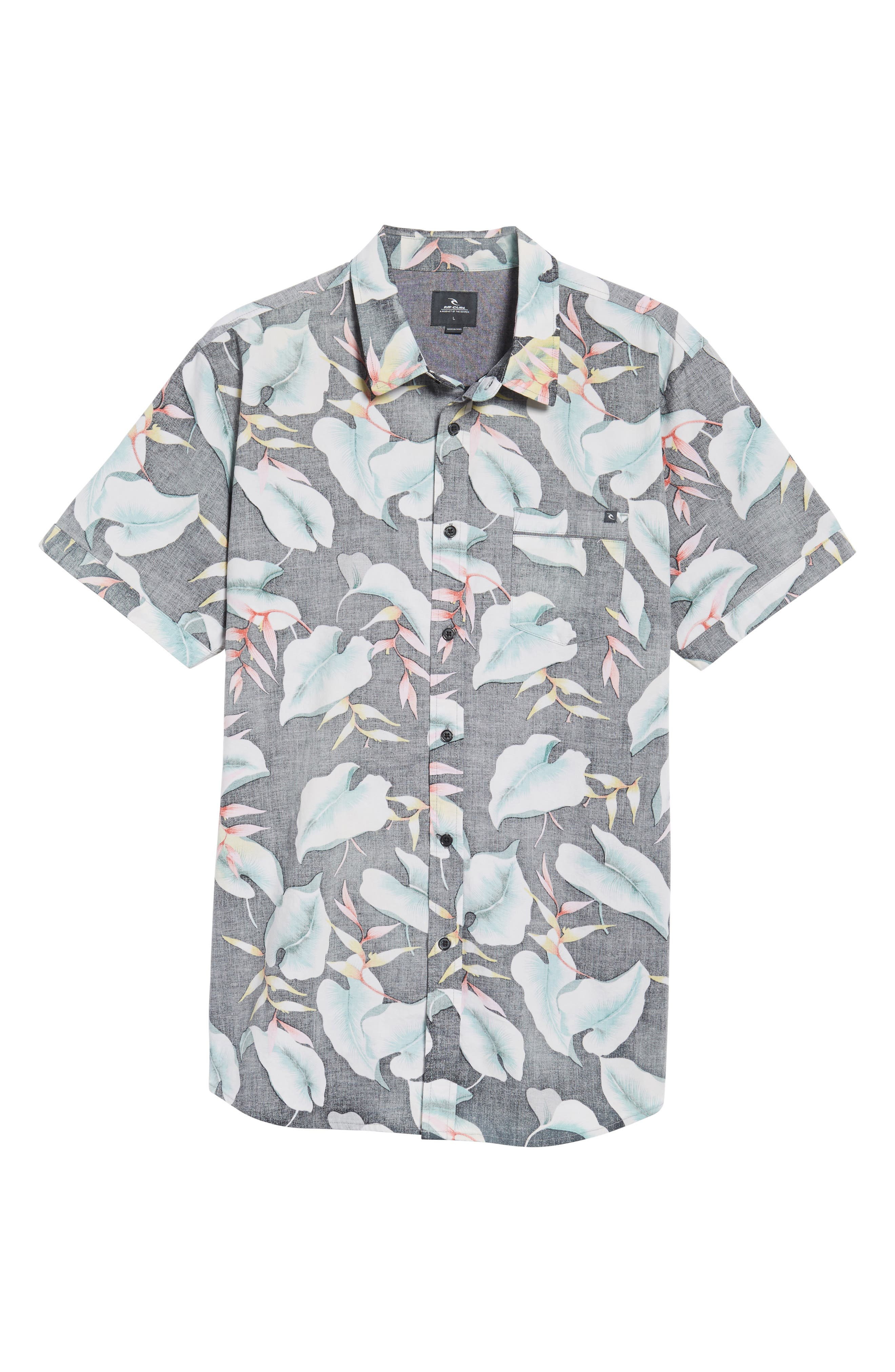 Resort Sport Shirt,                             Alternate thumbnail 6, color,                             001