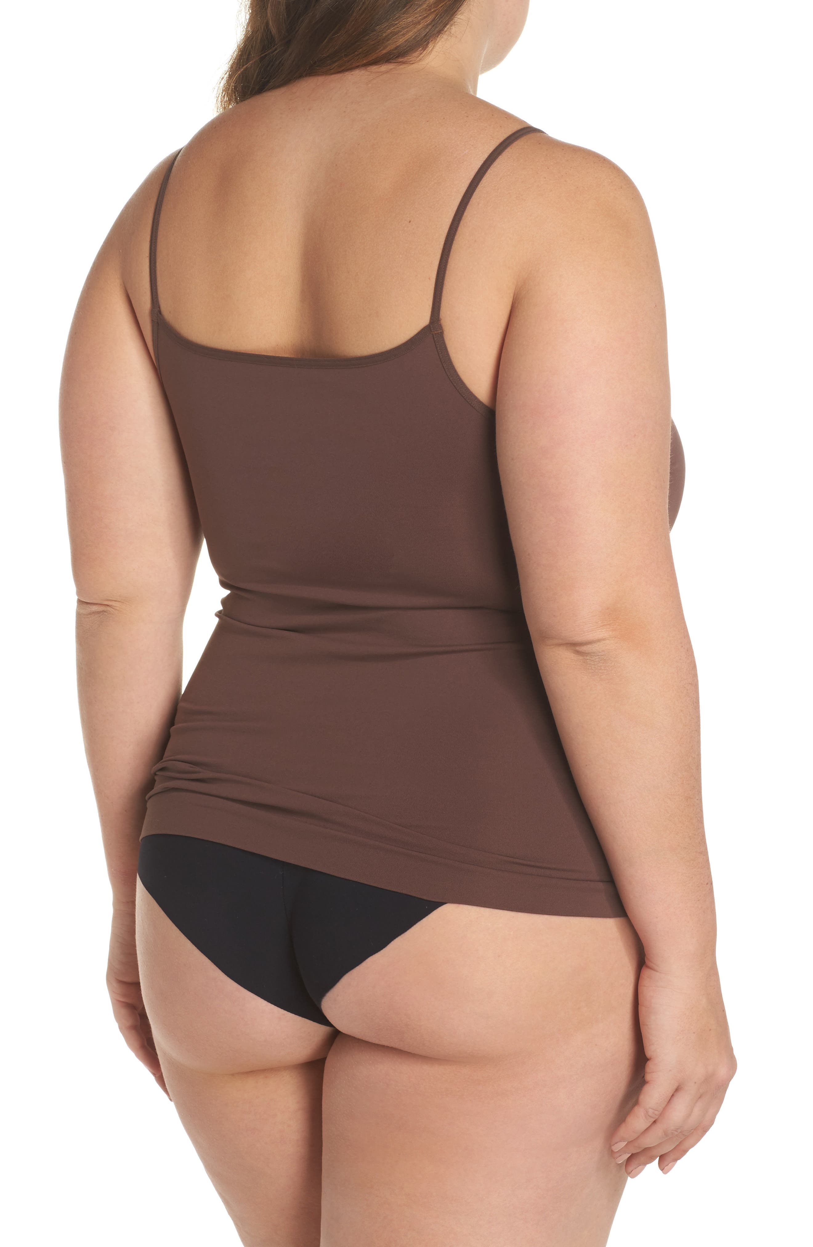 Seamless Two-Way Camisole,                             Alternate thumbnail 18, color,
