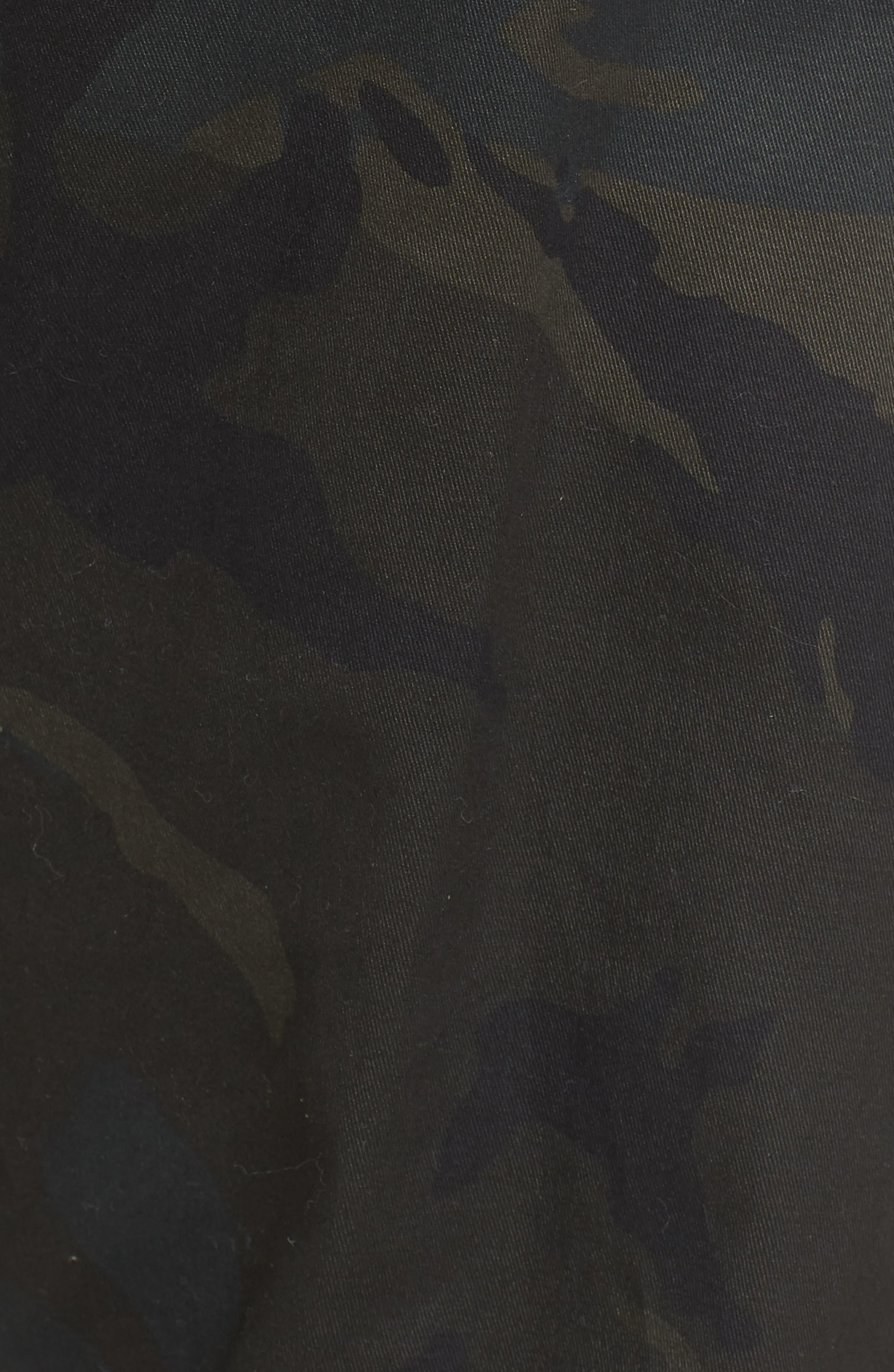 Powel 3D Tapered Jogger Pants,                             Alternate thumbnail 5, color,                             020