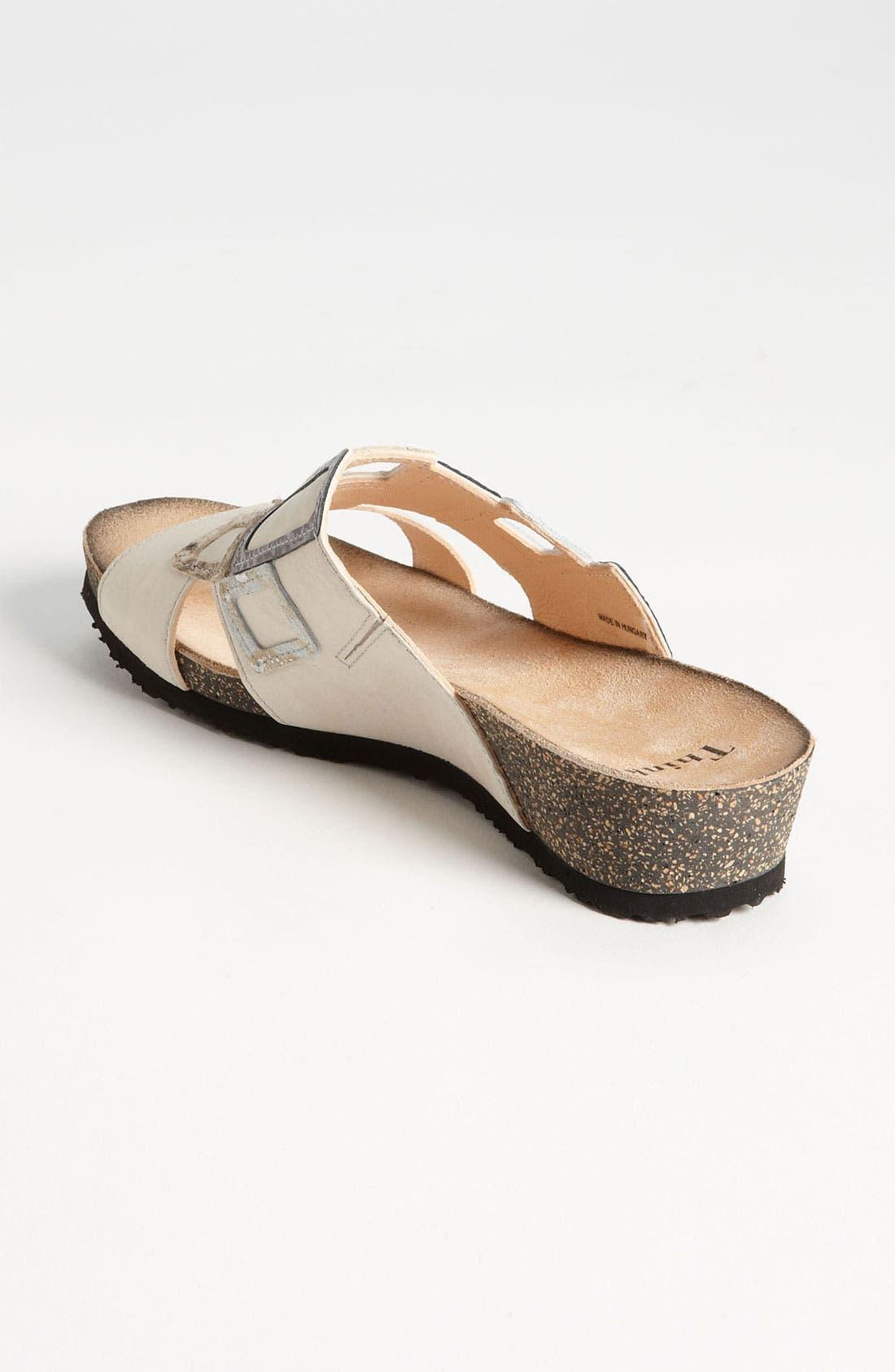 'Dumia' Sandal,                             Alternate thumbnail 9, color,