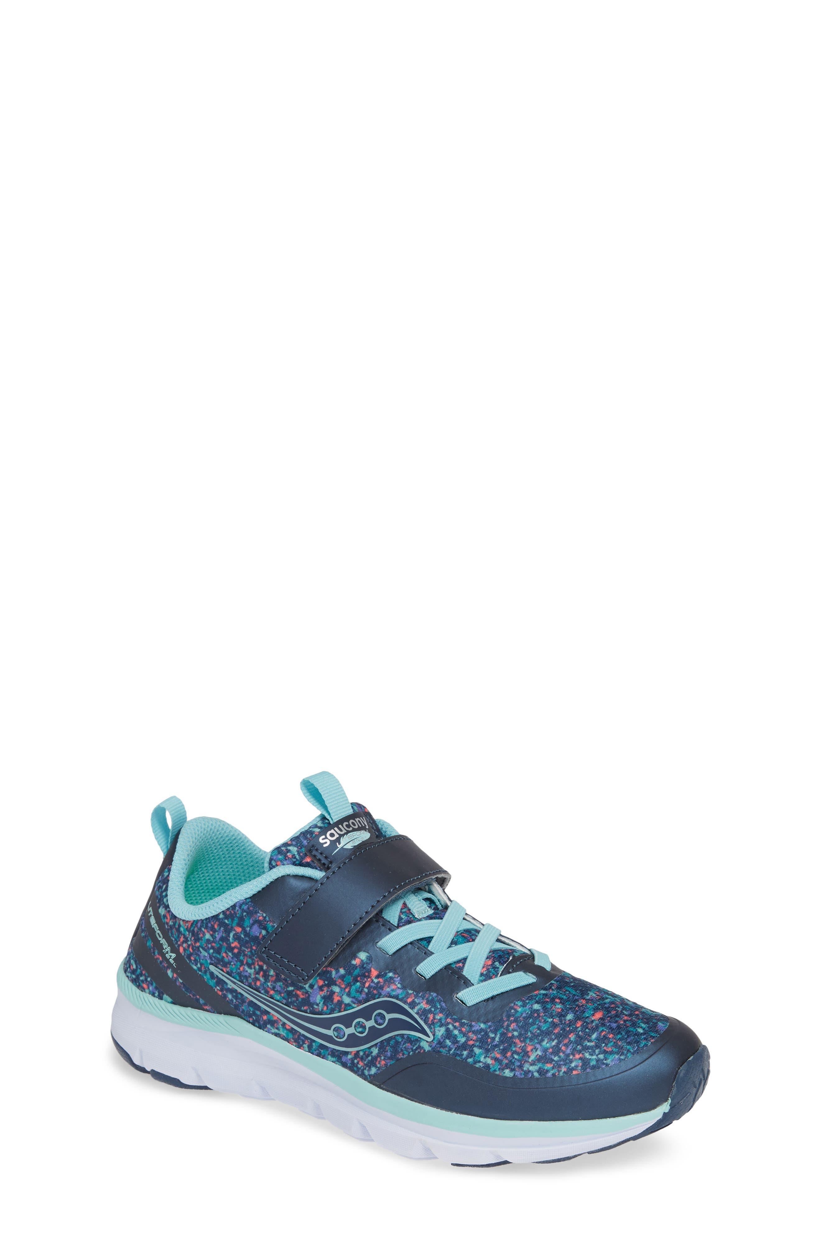 SAUCONY,                             Liteform Feel Sneaker,                             Main thumbnail 1, color,                             410