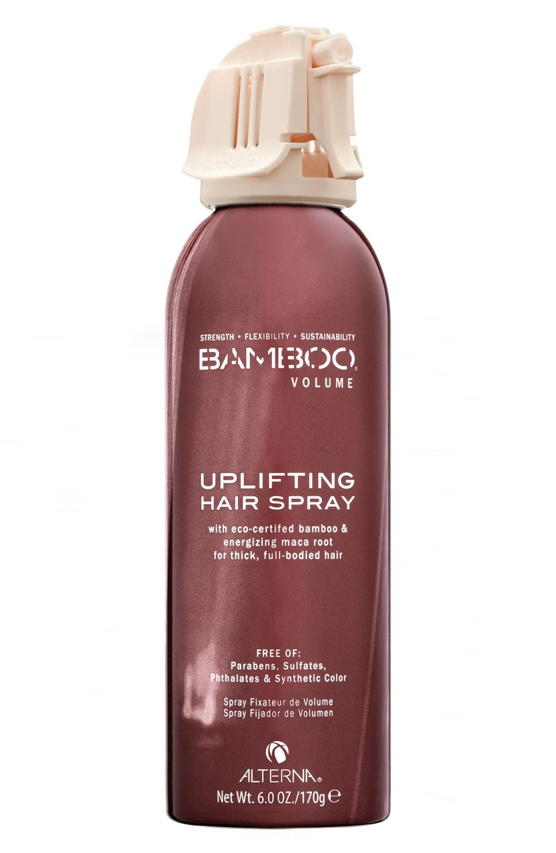 Bamboo Volume Uplifting Root Blast,                             Main thumbnail 1, color,                             000