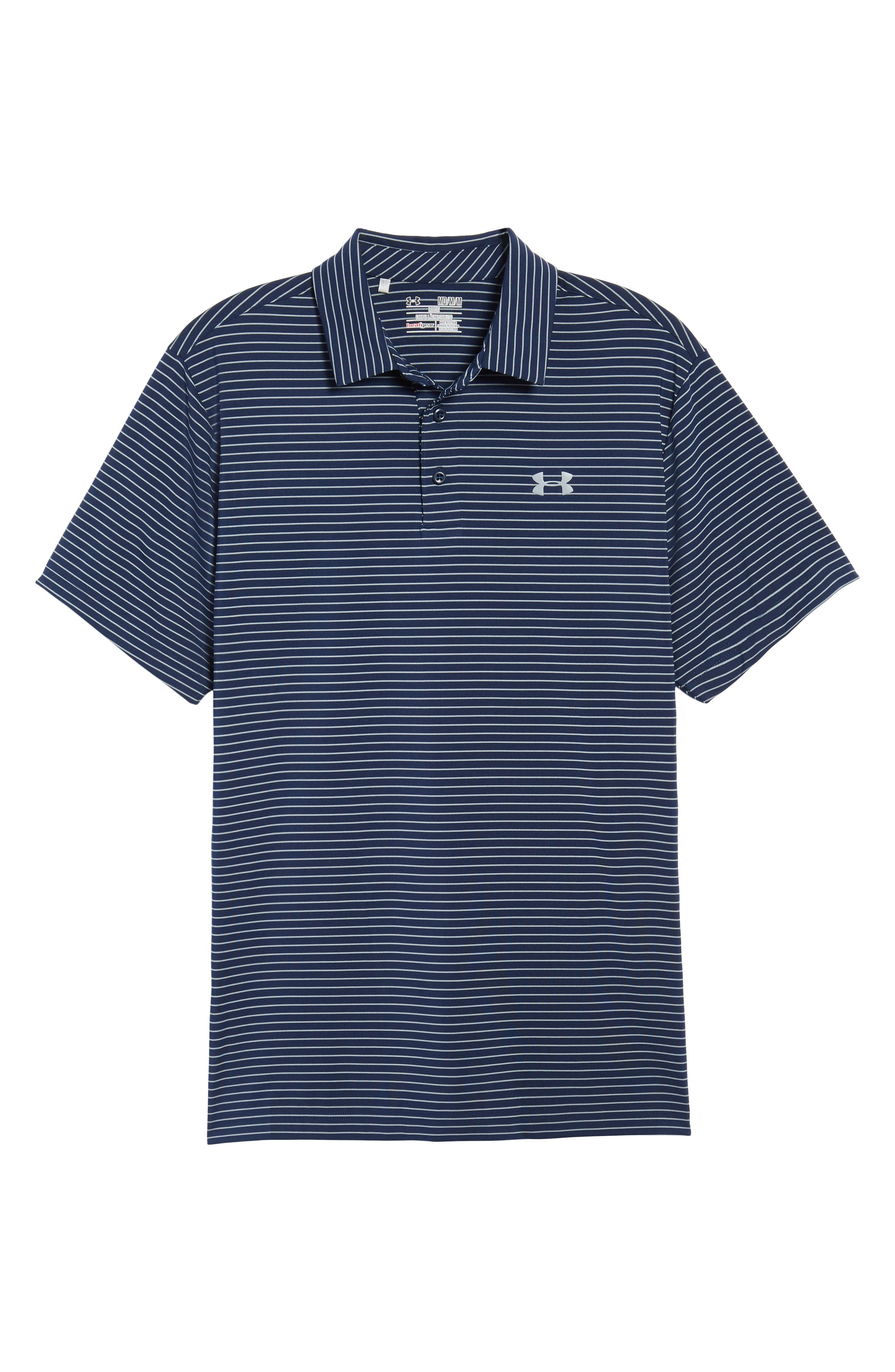 'Playoff' Loose Fit Short Sleeve Polo,                             Alternate thumbnail 88, color,