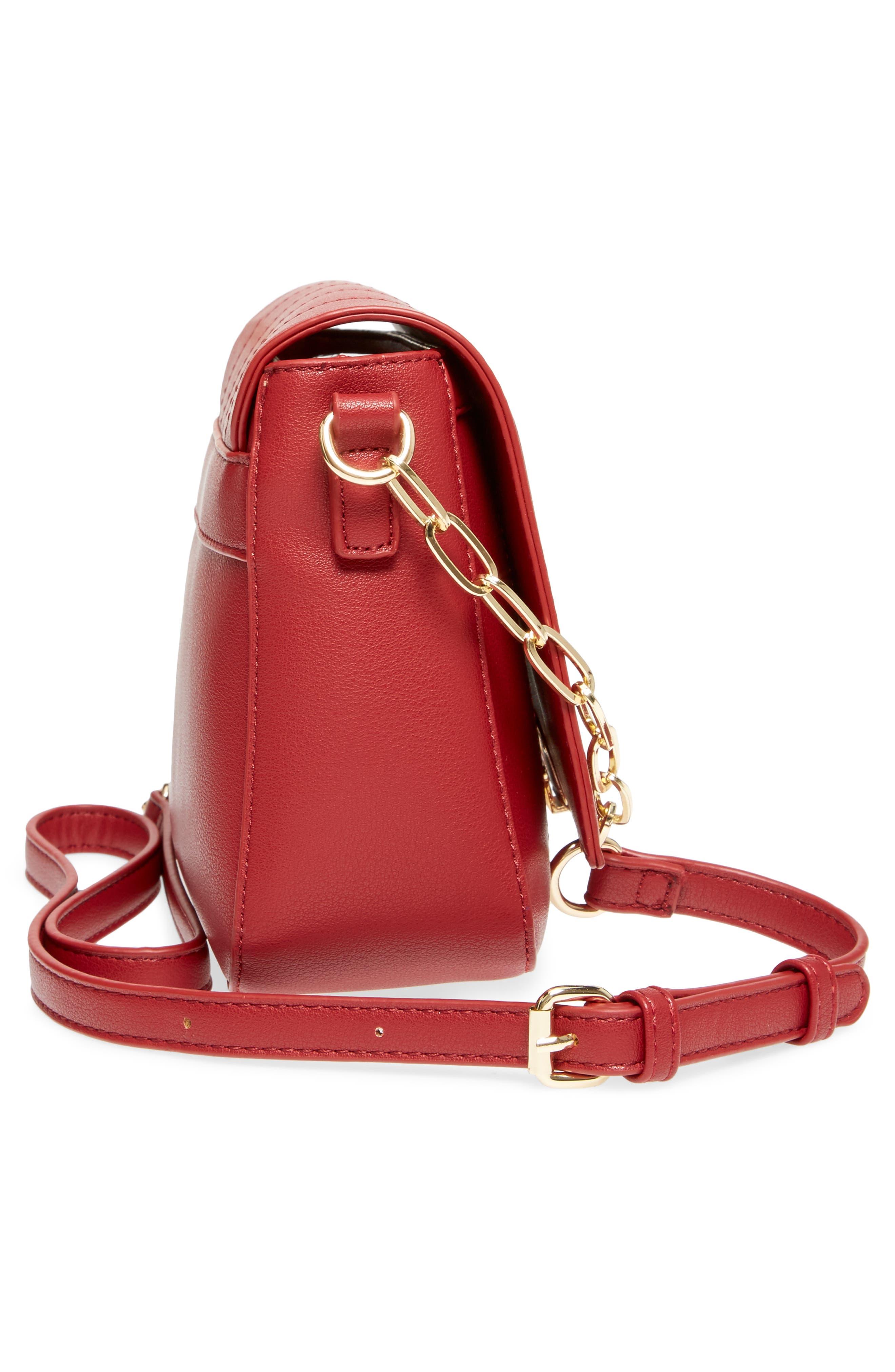 Colie Faux Leather Crossbody Bag,                             Alternate thumbnail 15, color,