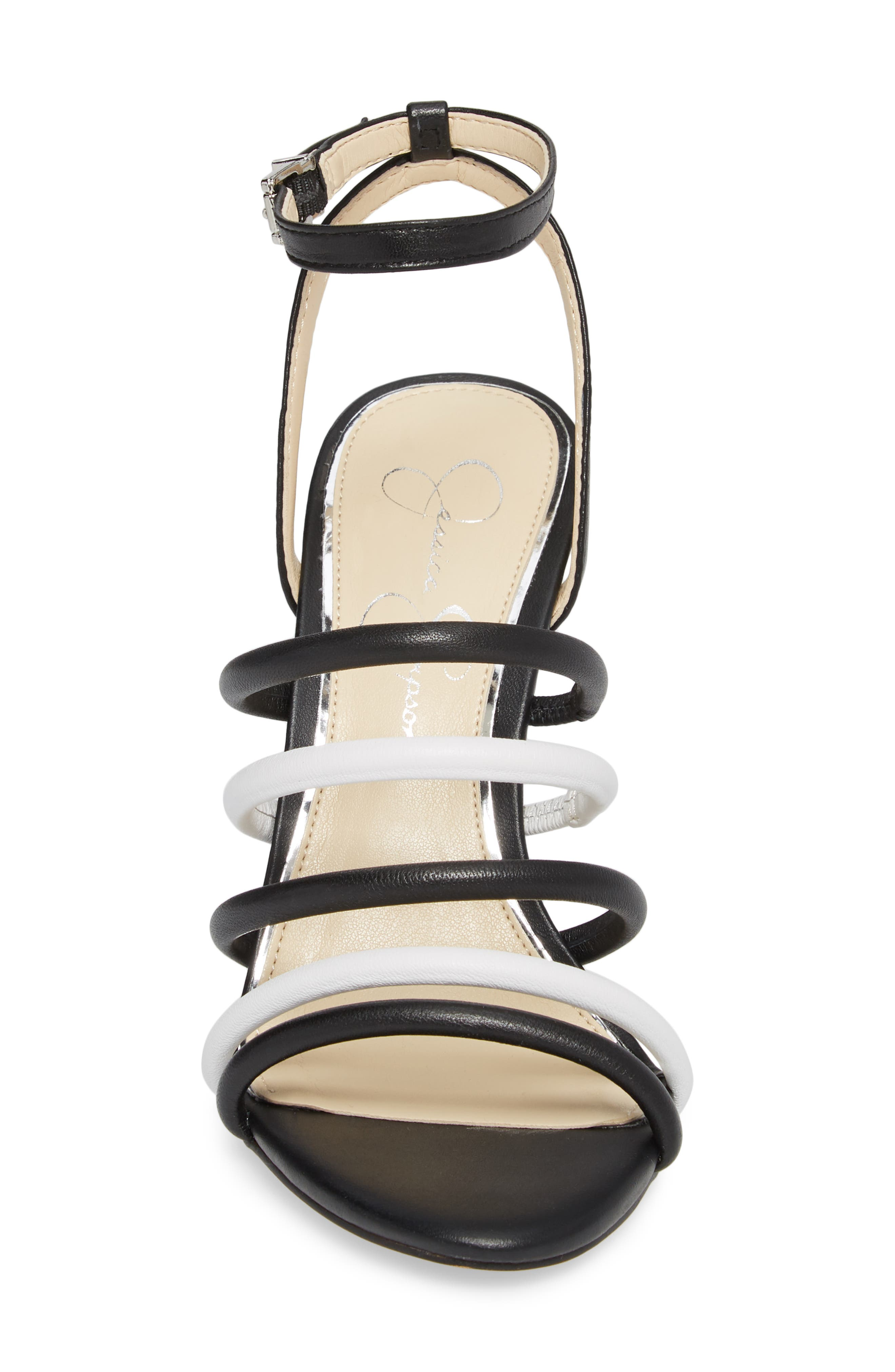 Joselle Strappy Sandal,                             Alternate thumbnail 10, color,
