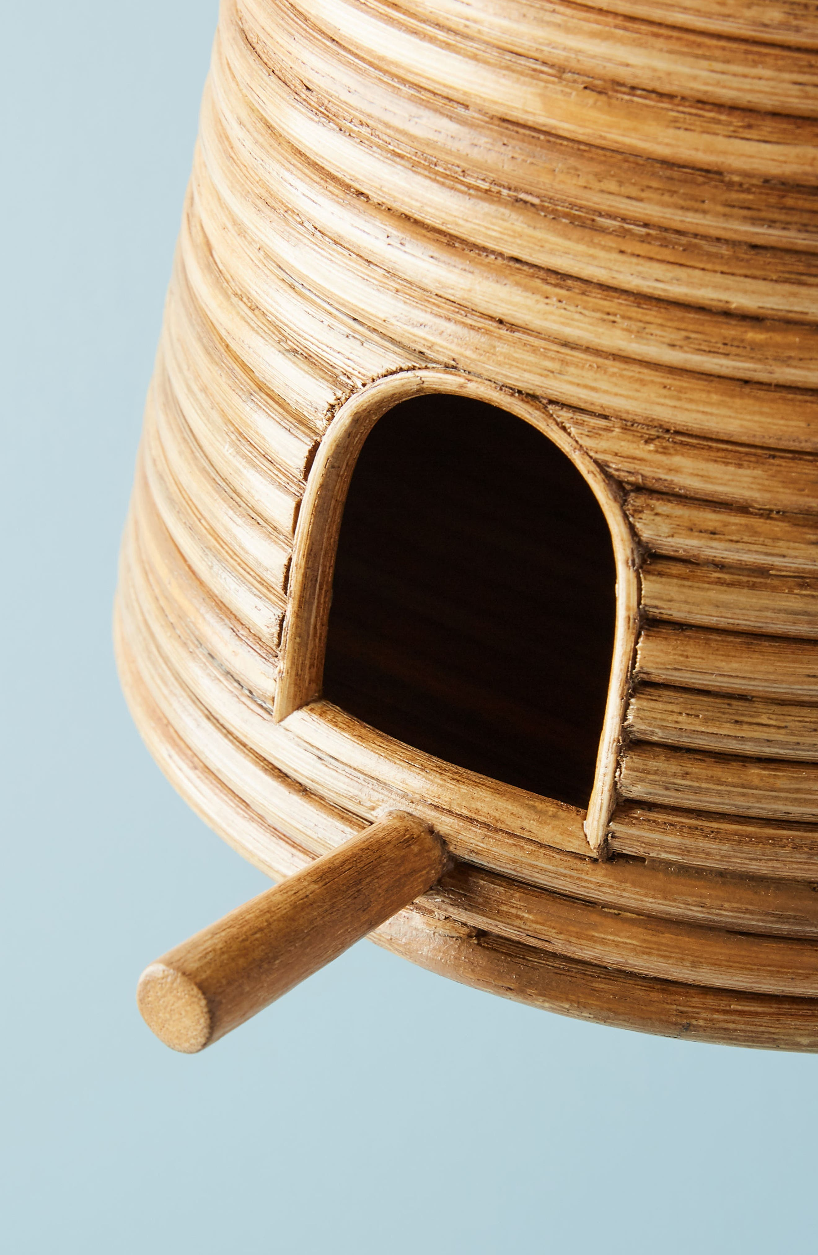 Beehive Birdhouse,                             Alternate thumbnail 2, color,                             218