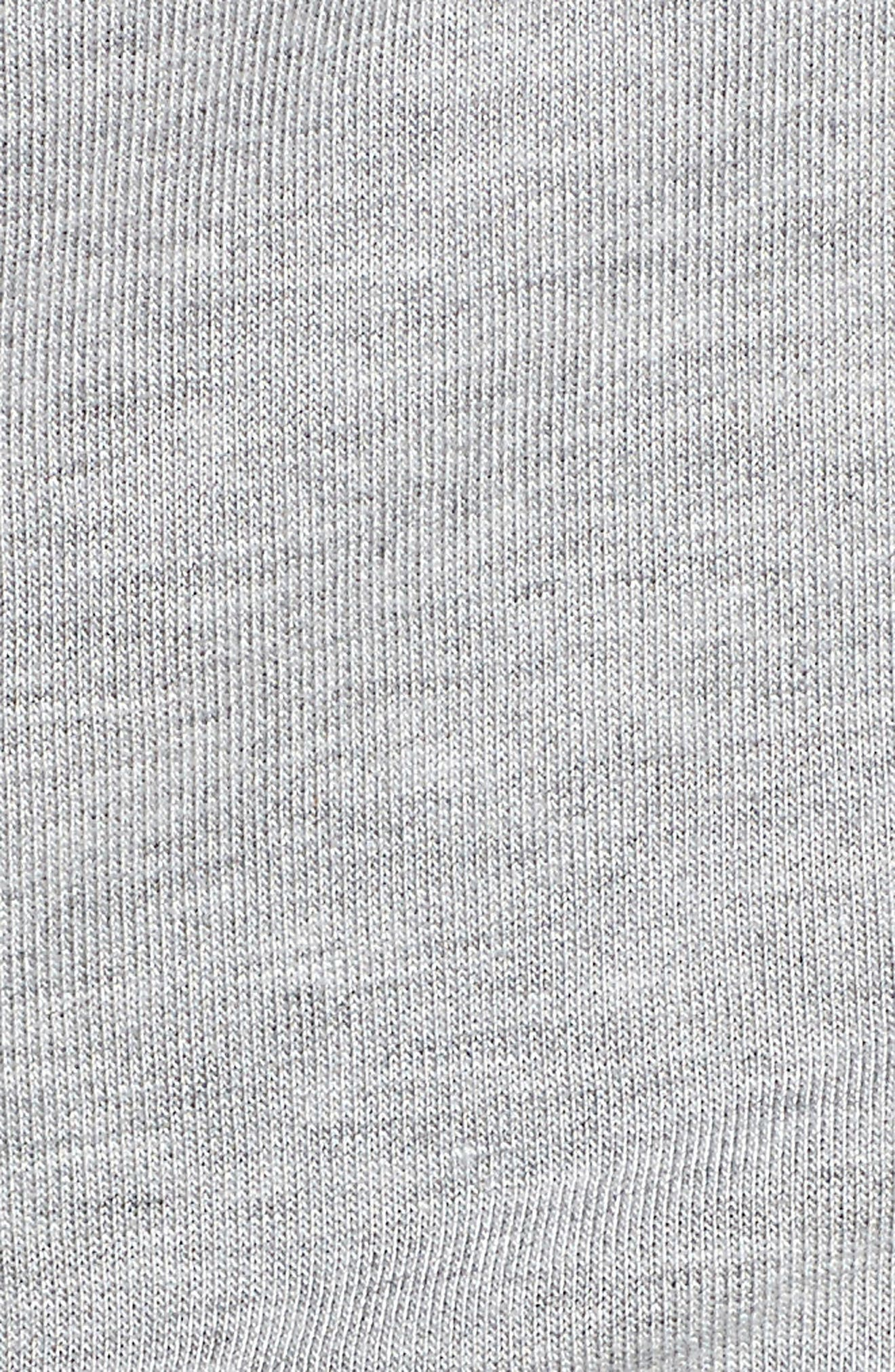 Pajama Shorts,                             Alternate thumbnail 5, color,                             LIGHT HEATHER GREY