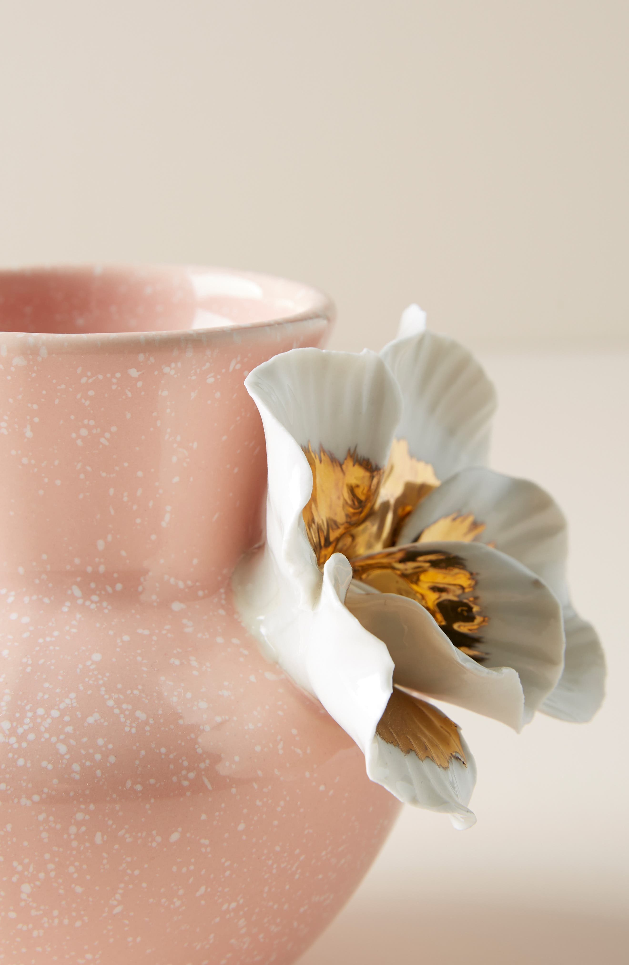 Bloom Vase,                             Alternate thumbnail 2, color,                             PINK