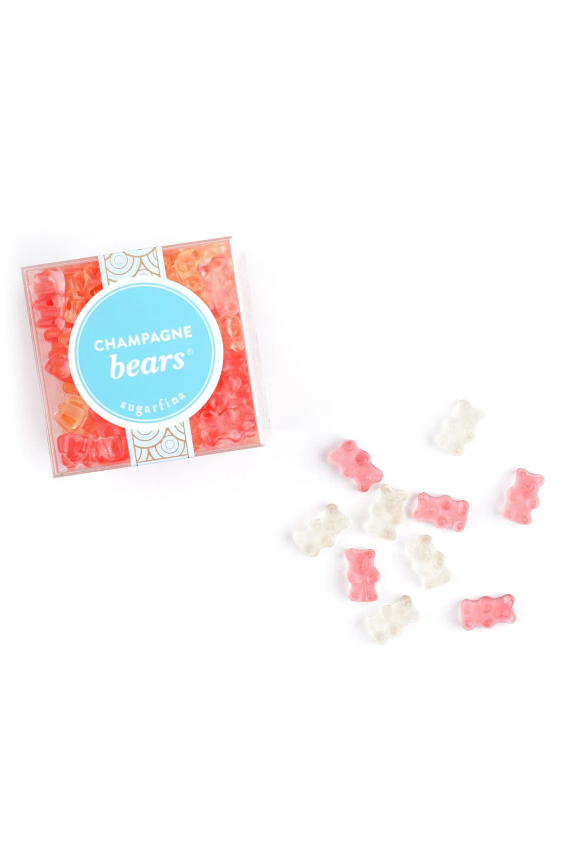Champagne Bears<sup>®</sup> & Bubbly Bears<sup>®</sup> Gift Box Set,                             Alternate thumbnail 3, color,                             PINK