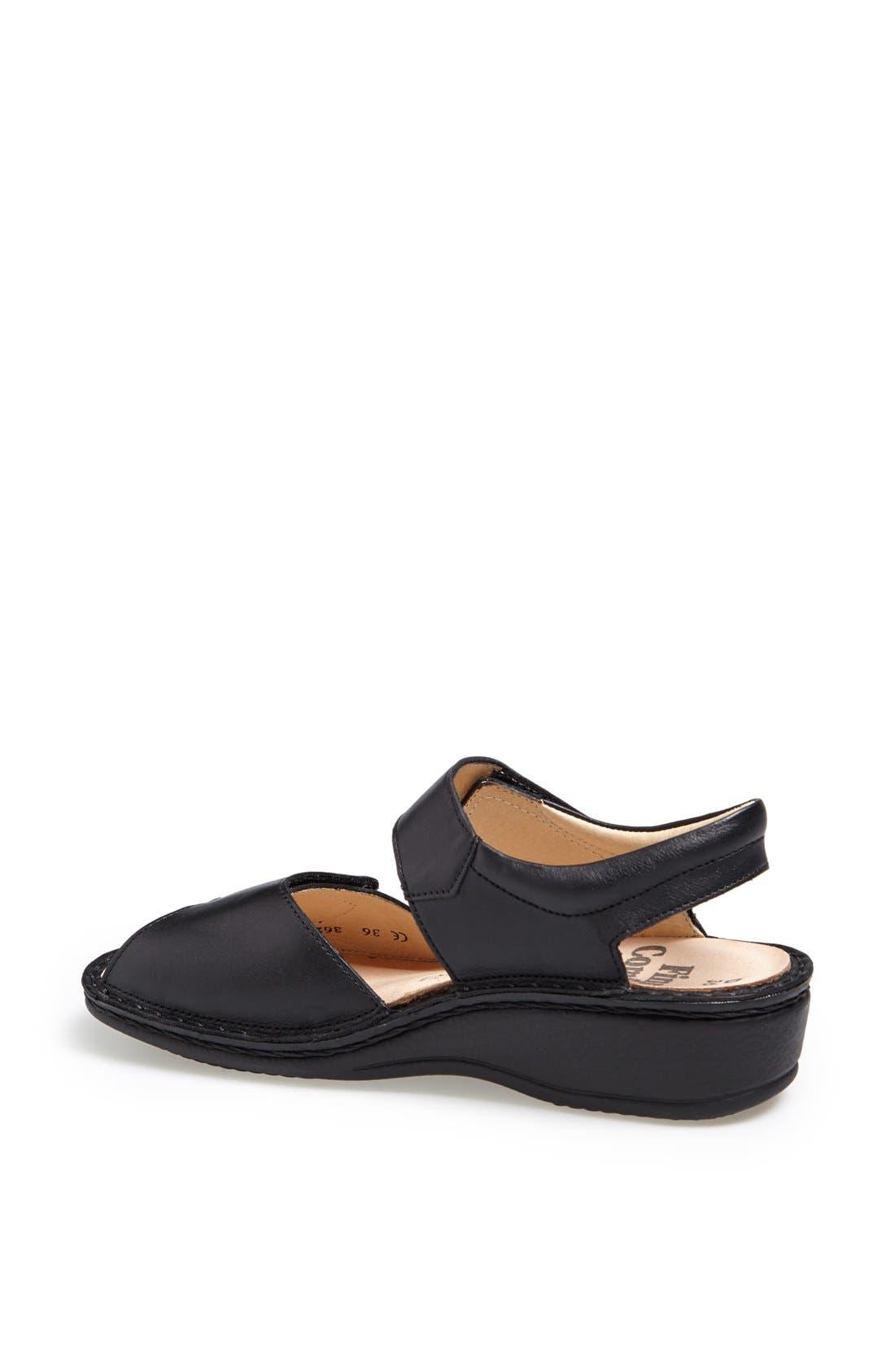 'Faro-S' Leather Sandal,                             Alternate thumbnail 2, color,