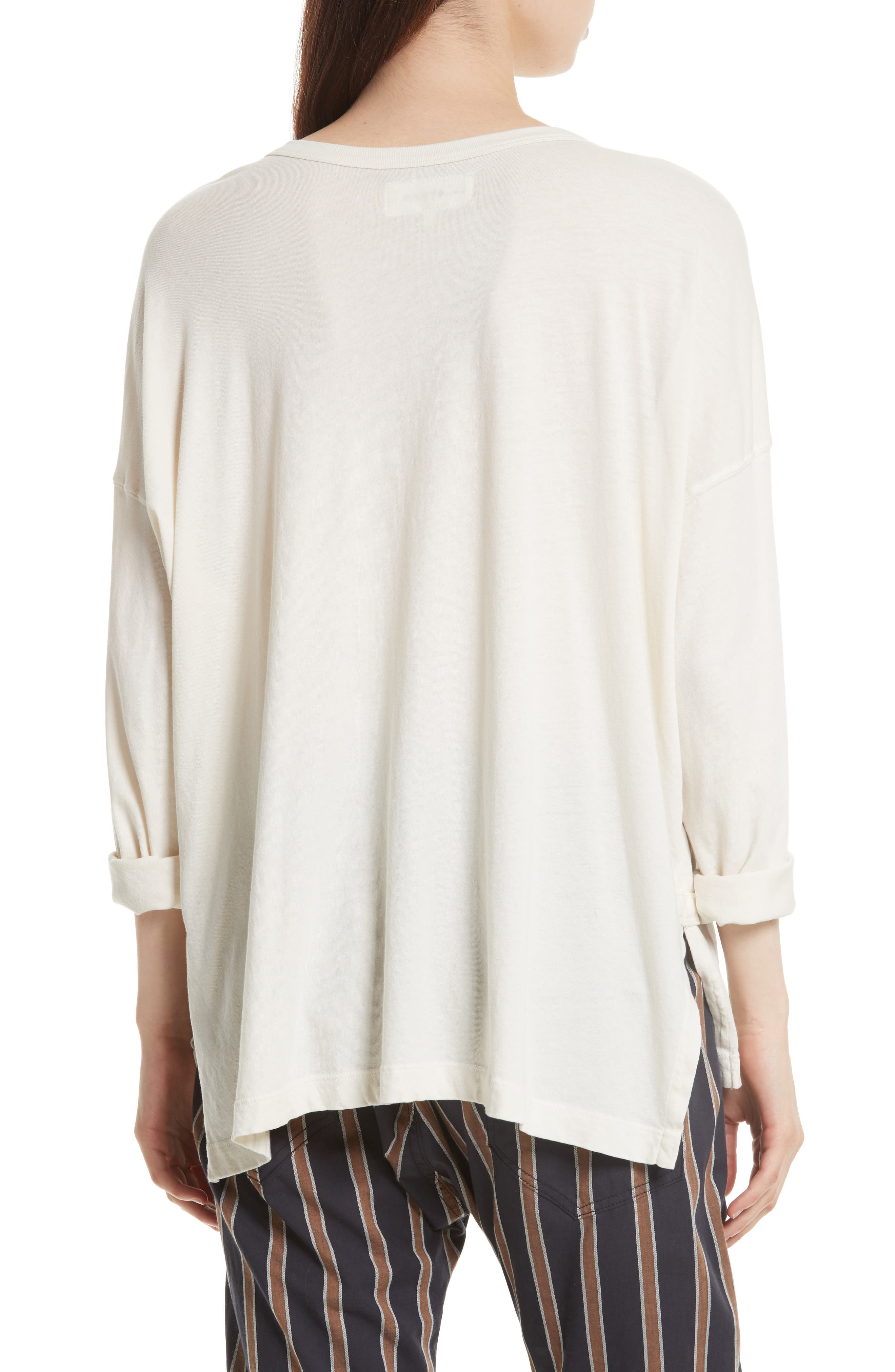 The Slouch Henley,                             Alternate thumbnail 4, color,