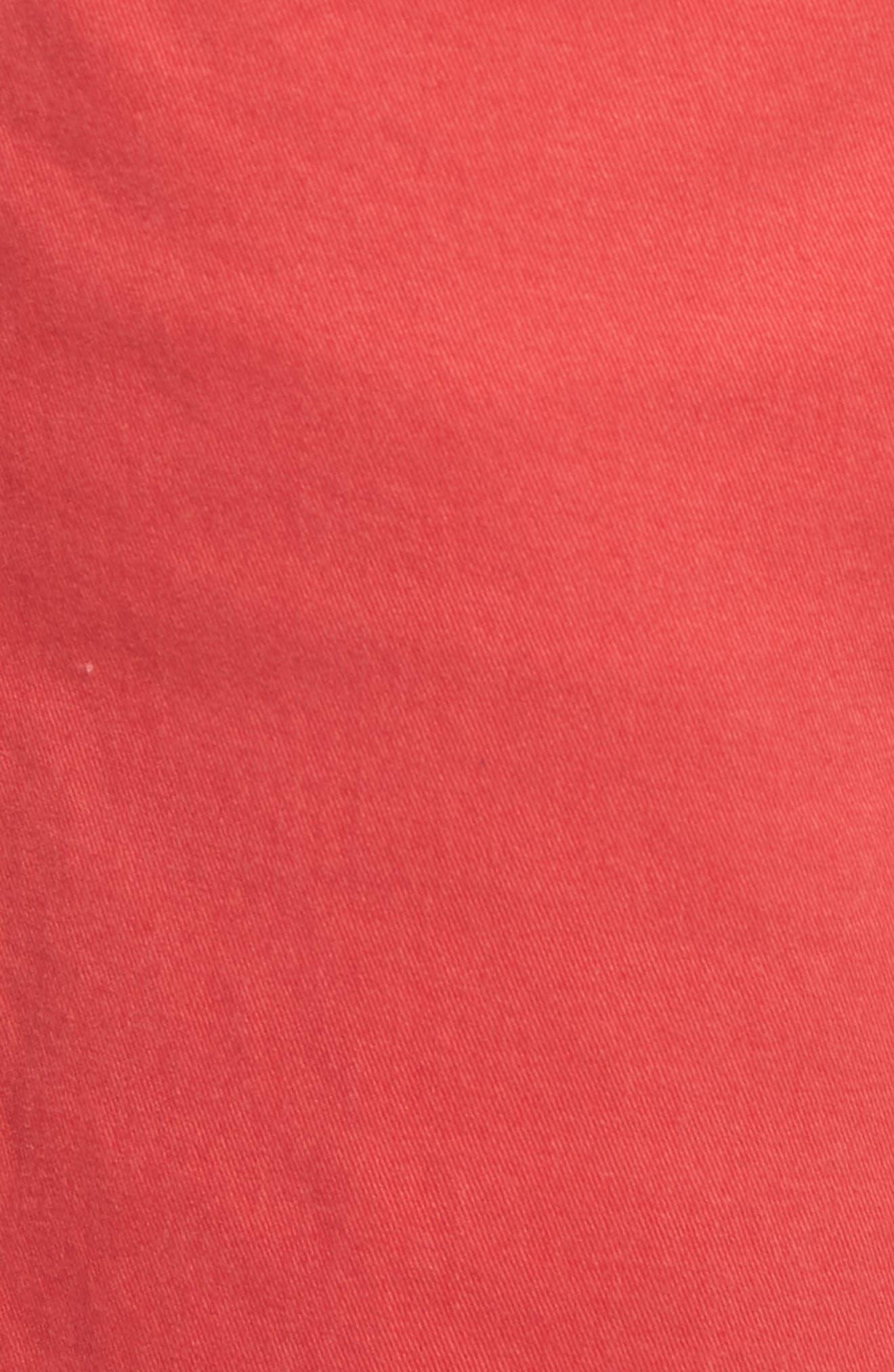 'Ainsley' Slim Bermuda Shorts,                             Alternate thumbnail 37, color,