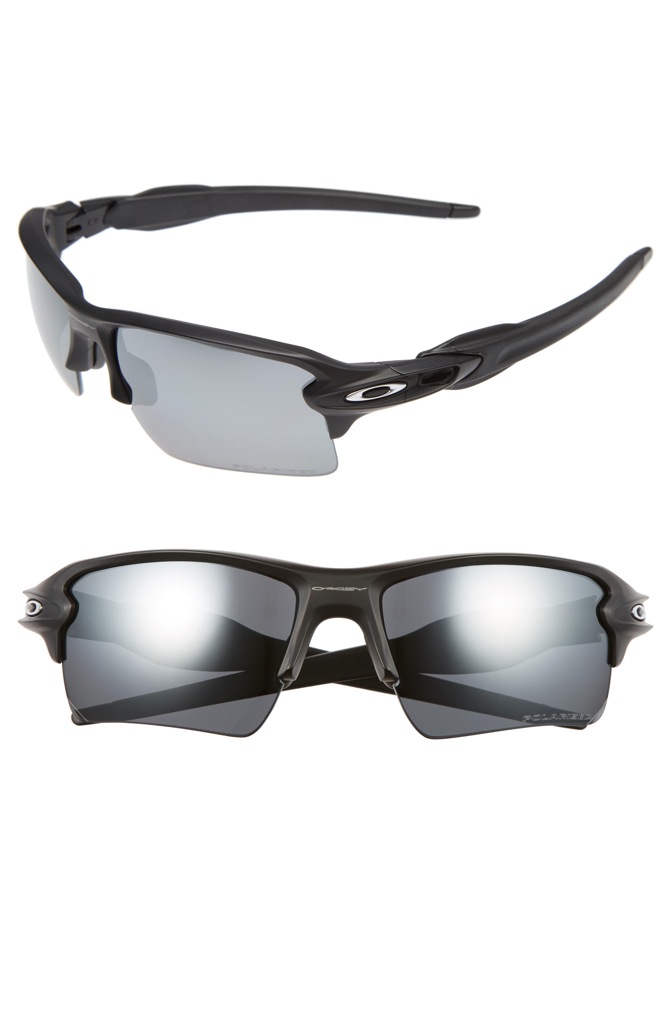 Flak 2.0 XL 59mm Polarized Sunglasses,                             Main thumbnail 1, color,                             001