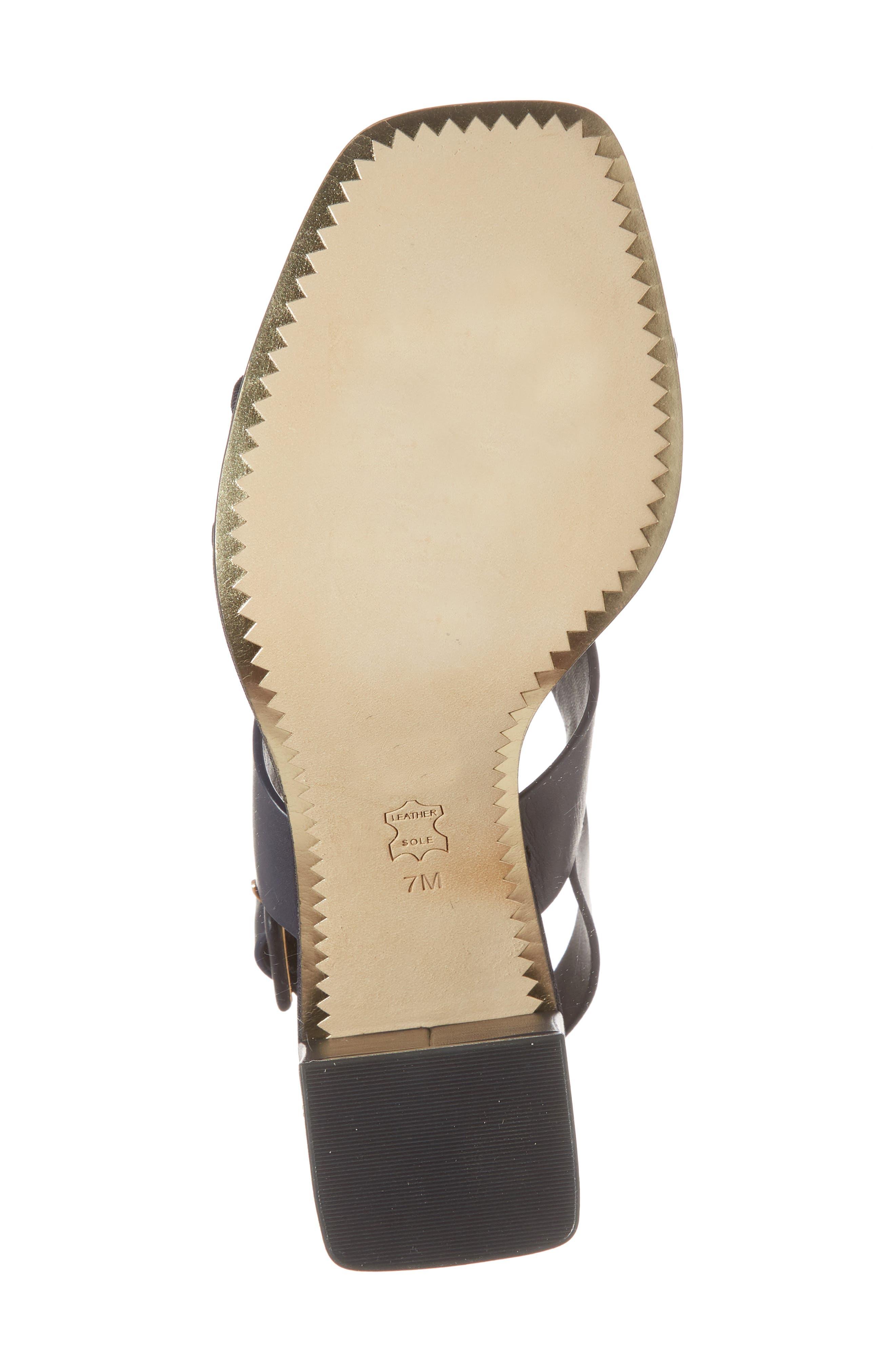 Delaney Embellished Double Strap Sandal,                             Alternate thumbnail 12, color,