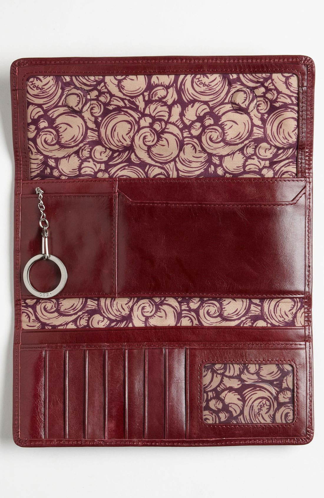 'Sadie' Leather Wallet,                             Alternate thumbnail 95, color,