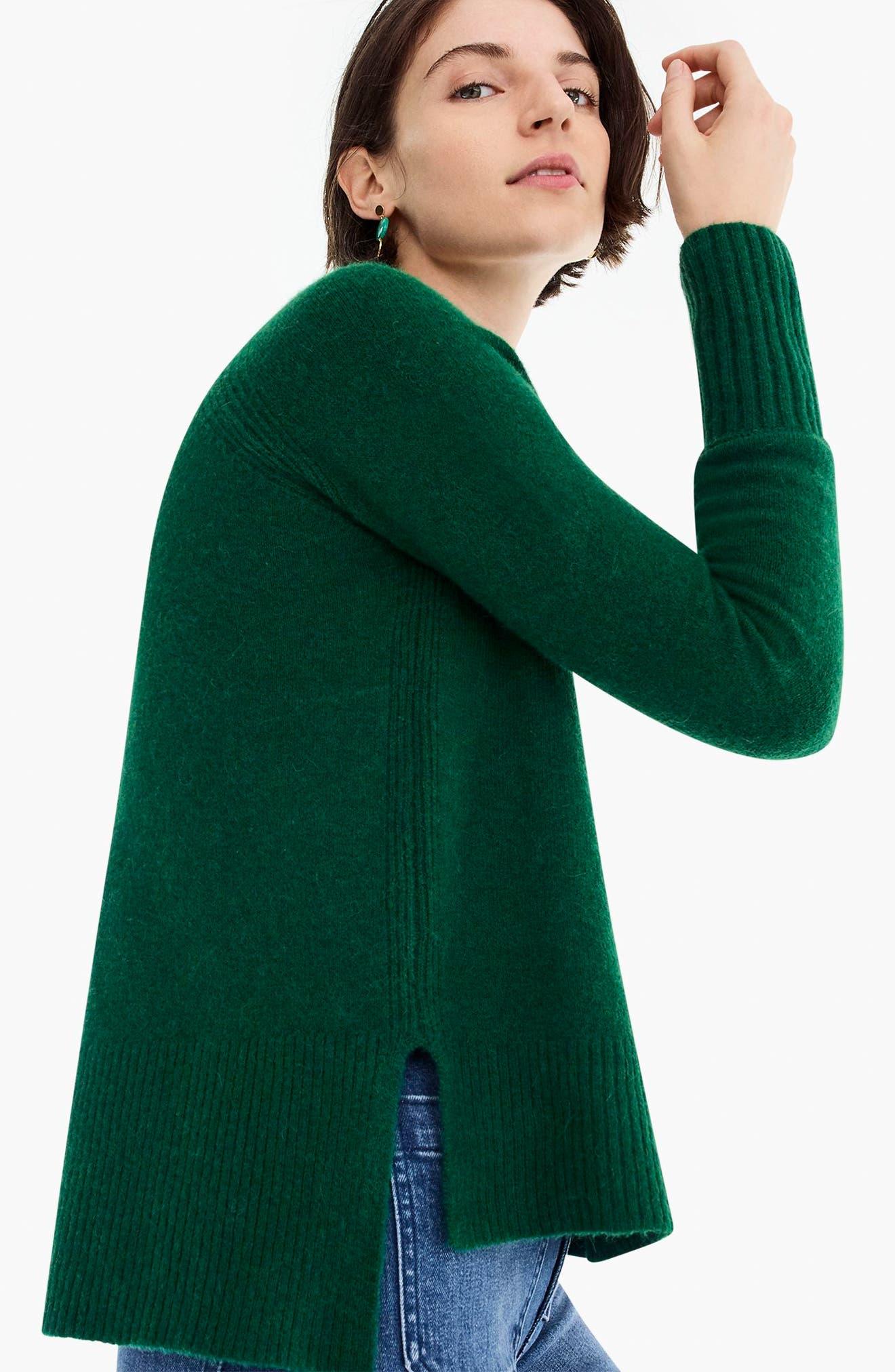 Supersoft Yarn V-Neck Sweater,                             Alternate thumbnail 23, color,