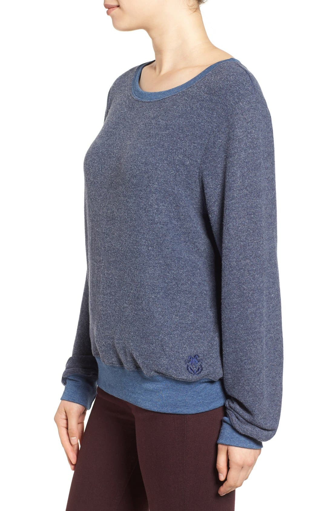 'Baggy Beach Jumper' Pullover,                             Alternate thumbnail 149, color,