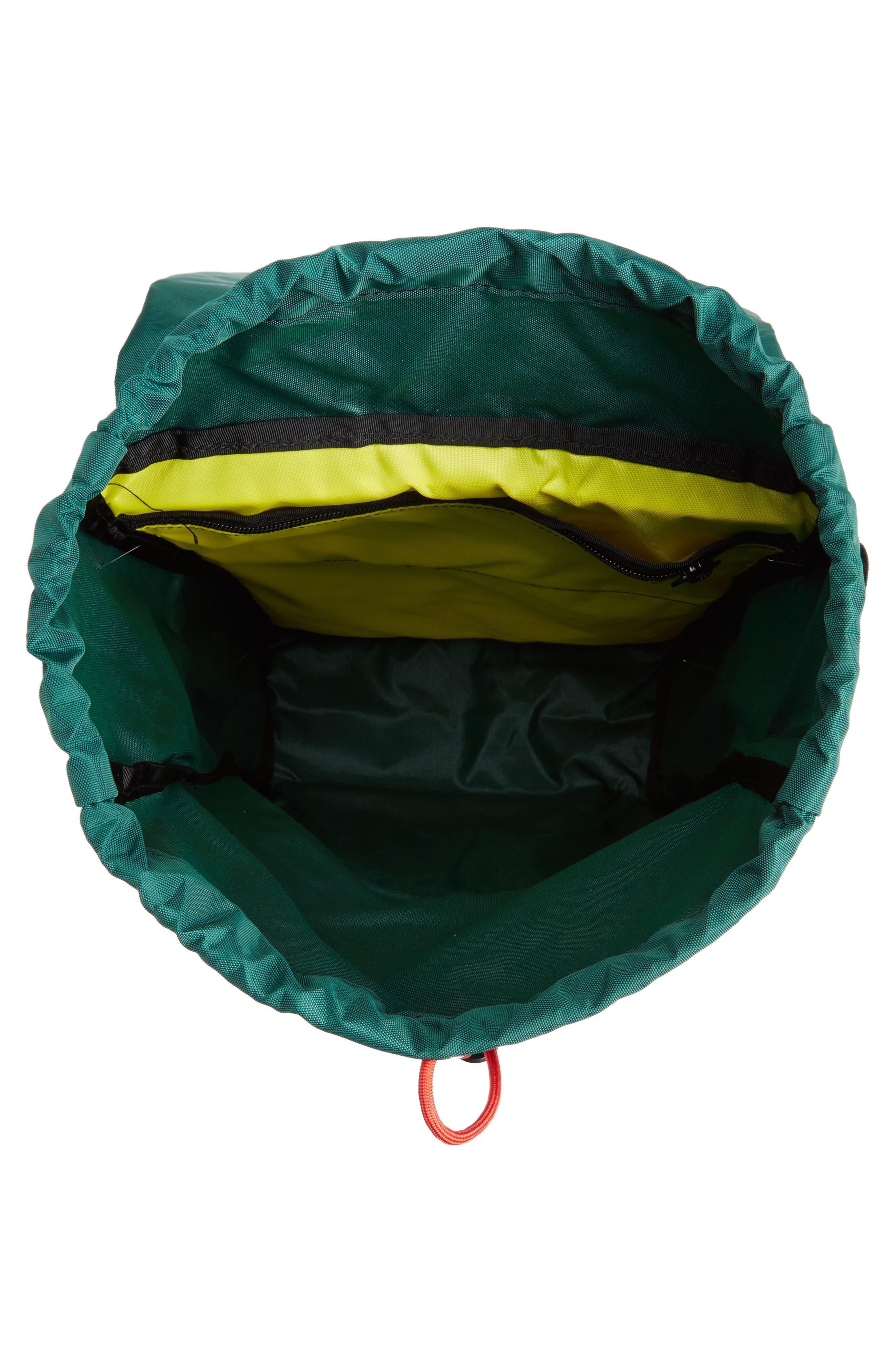 Rover Backpack,                             Alternate thumbnail 4, color,                             FOREST/ BLACK