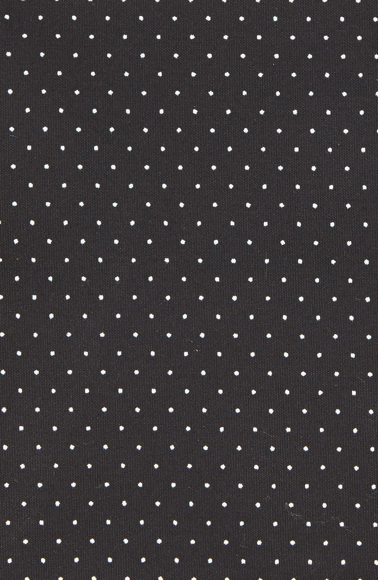 Micro Dot Pocket Square,                             Alternate thumbnail 3, color,                             001