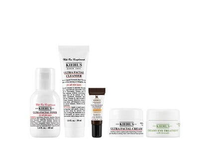 Kiehl's Since 1851 gift with purchase.