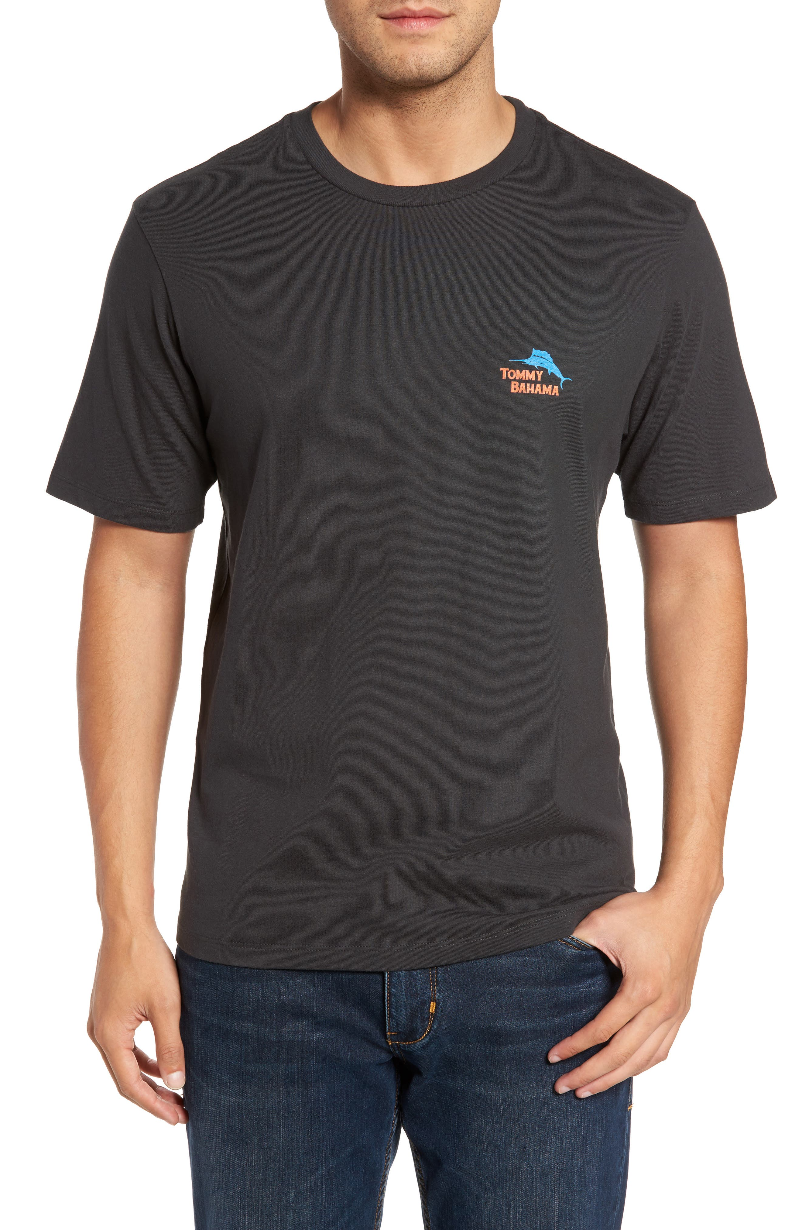Squawkin To Me Graphic T-Shirt,                             Main thumbnail 1, color,                             001